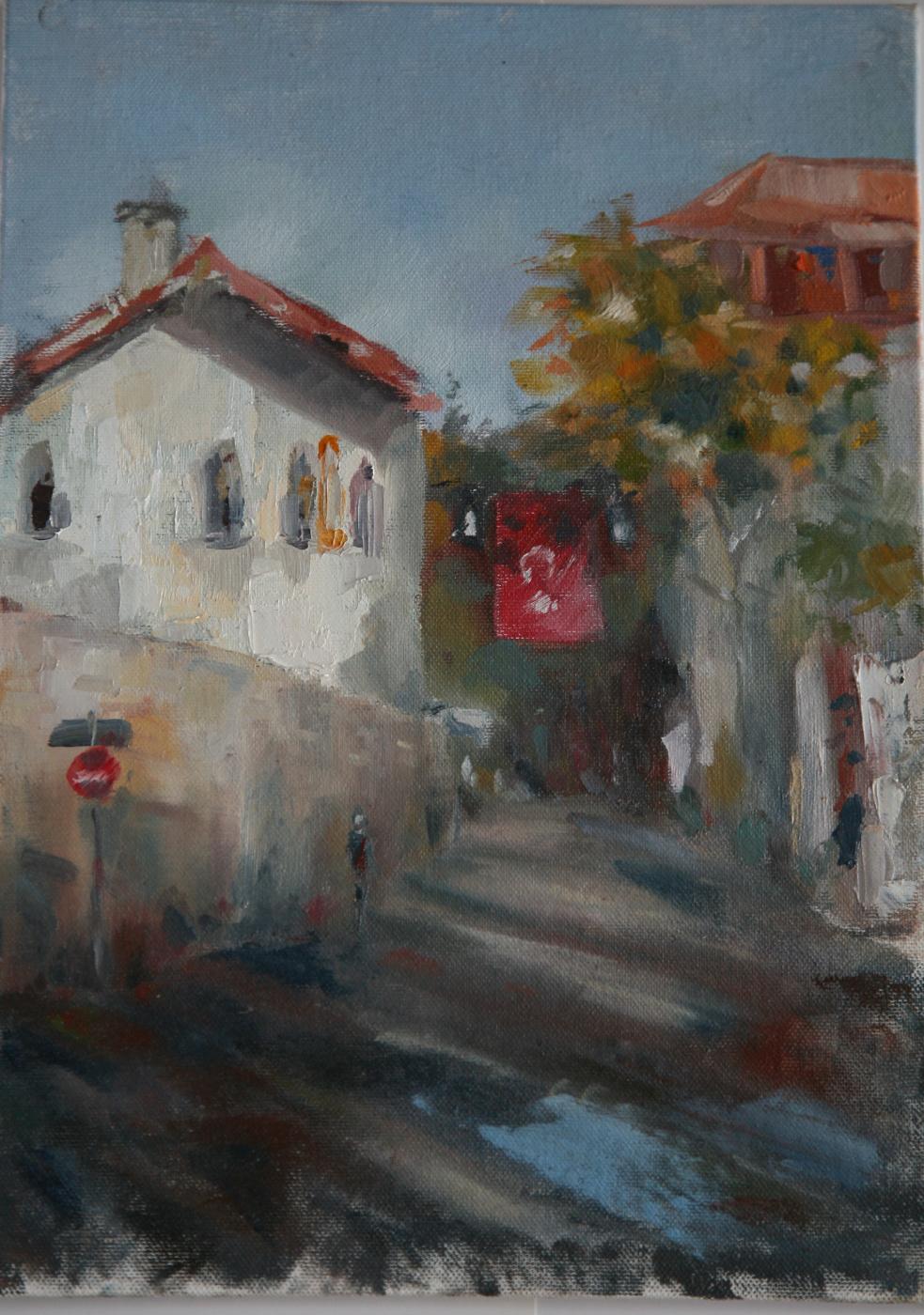 Redrick Shewhart. Street