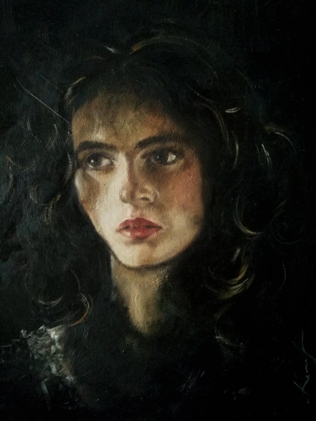 Katerina Nikolaevna Sorokina. Helena