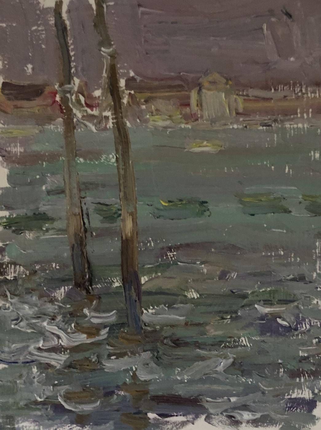Виктория Мальшакова. Venetian coast.