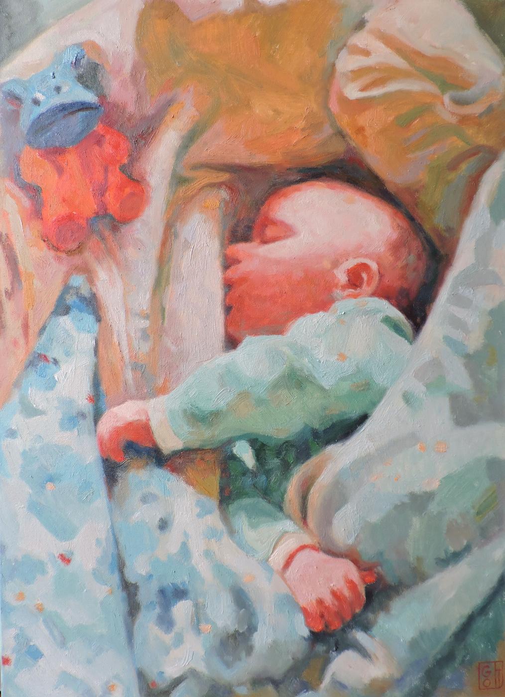 Olga Olegovna Gordienok. Sleep