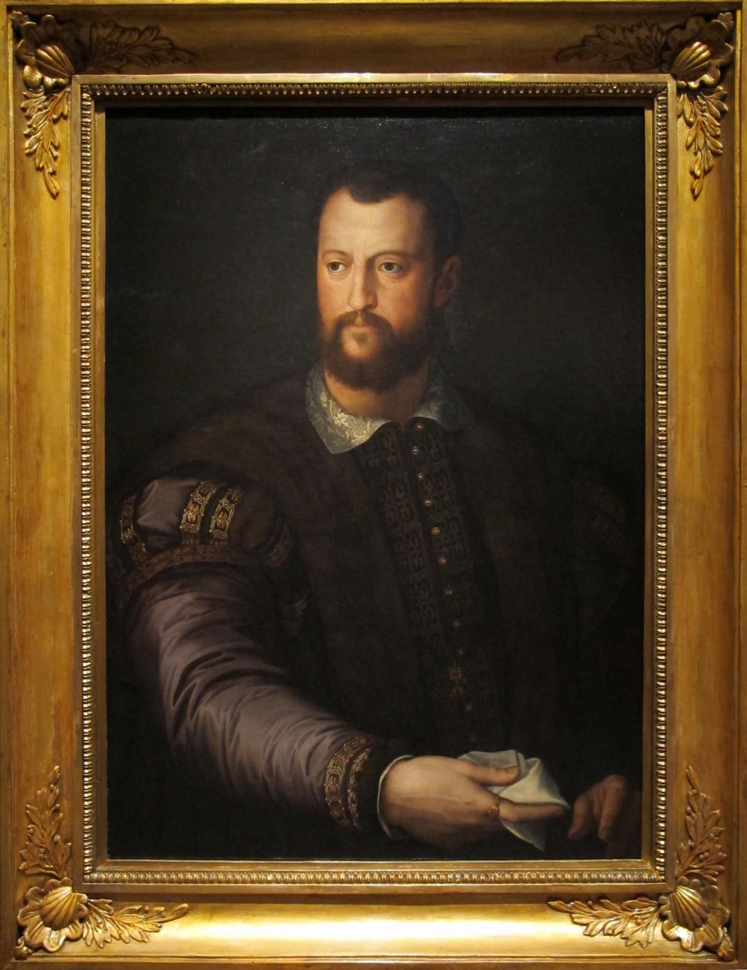 Portrait of Cosimo Medici, Grand Duke of Tuscany