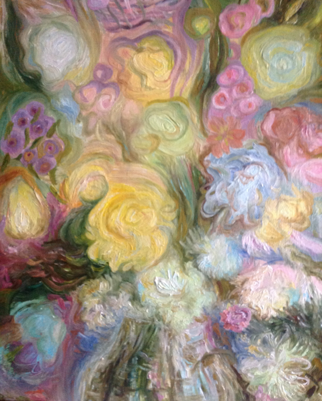 Agnes Carrot. Still life