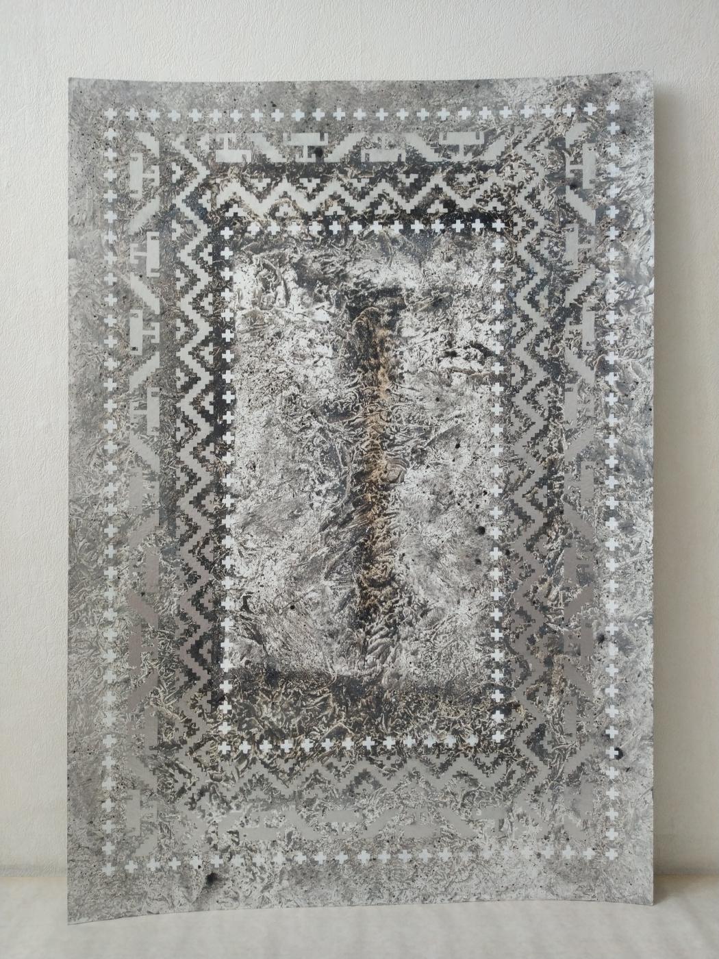 Gulzhanat Temirkhan. Abstraction 28