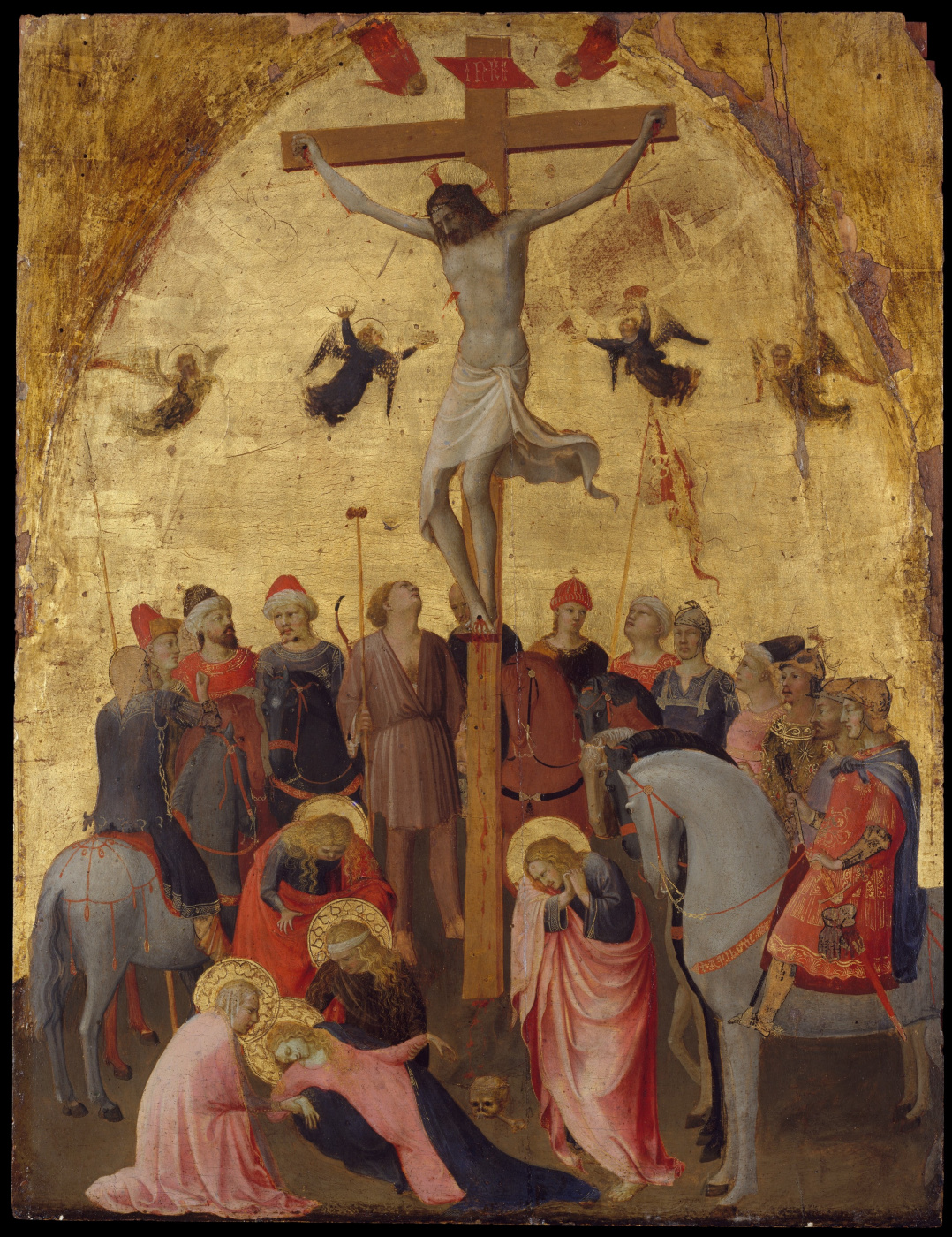 Fra Beato Angelico. The Crucifixion