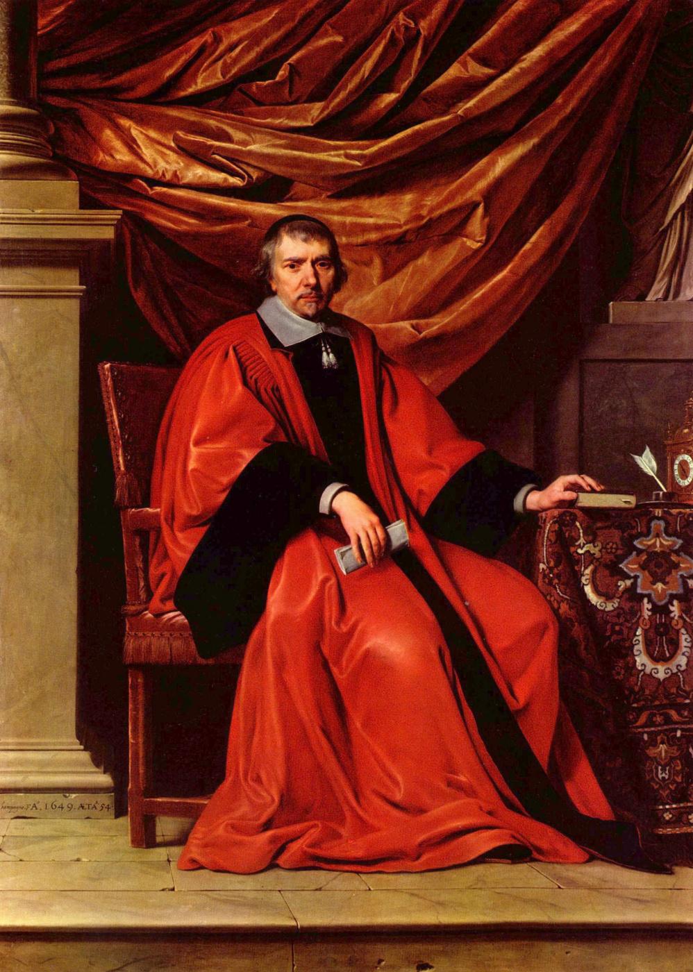 Philippe de Champigny. Omer Talon