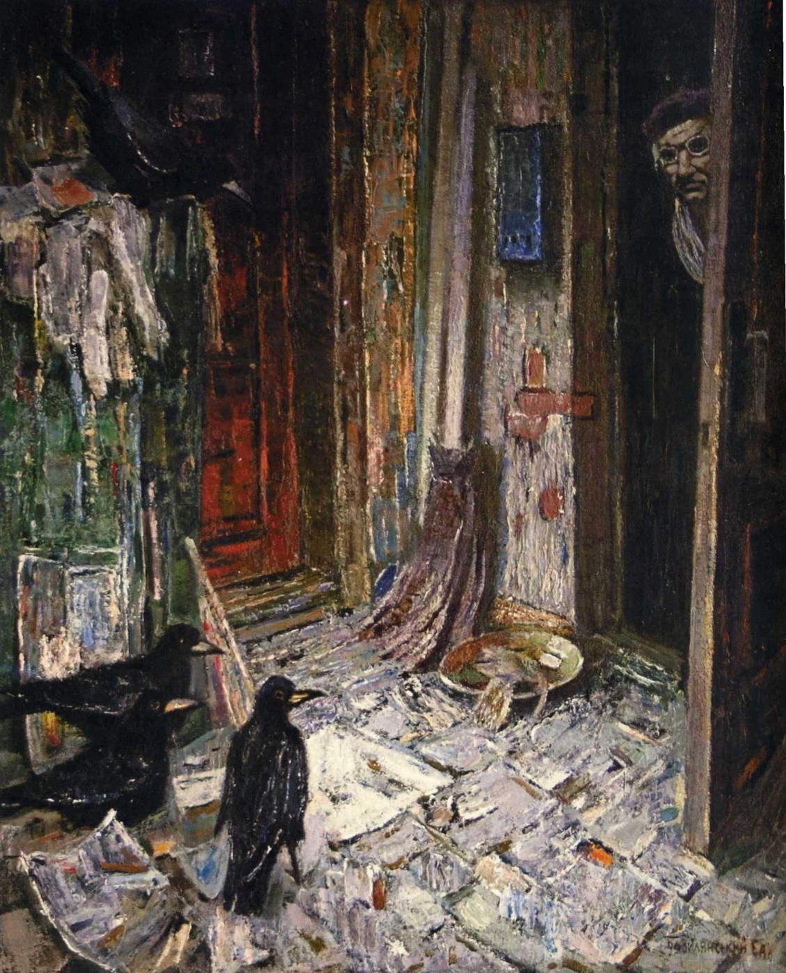 Eduard Iosifovich Bazilyansky. Waiting