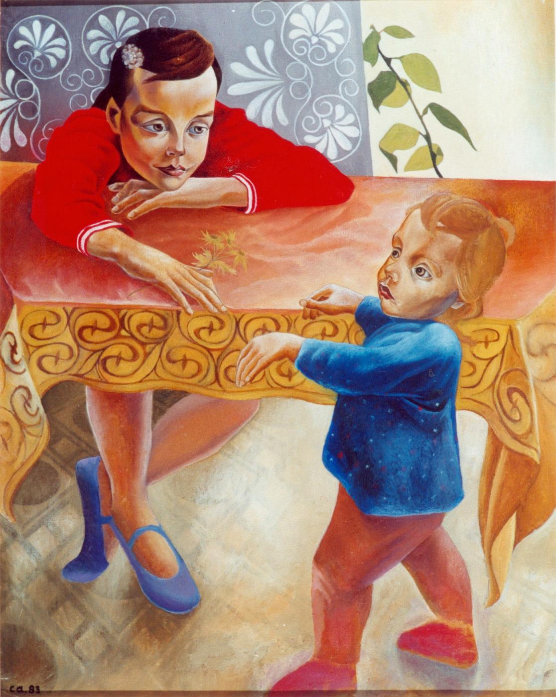 George Timofeevich Salikov. Children
