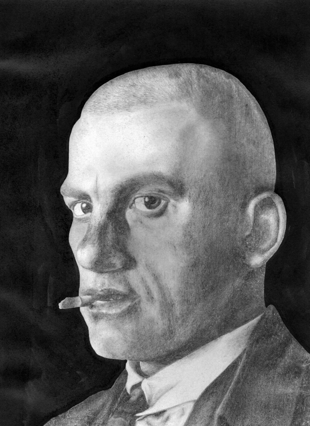 Vladimir Vasilyevich Abaimov. Vladimir Mayakovsky