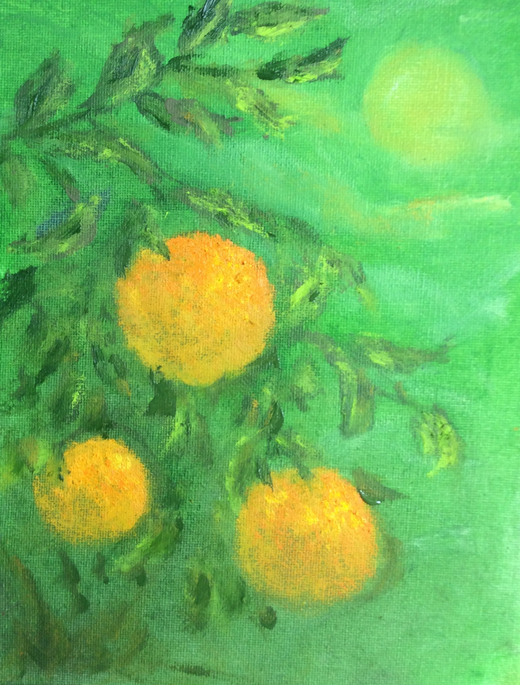 Rita Arkadievna Beckman. Love for three oranges