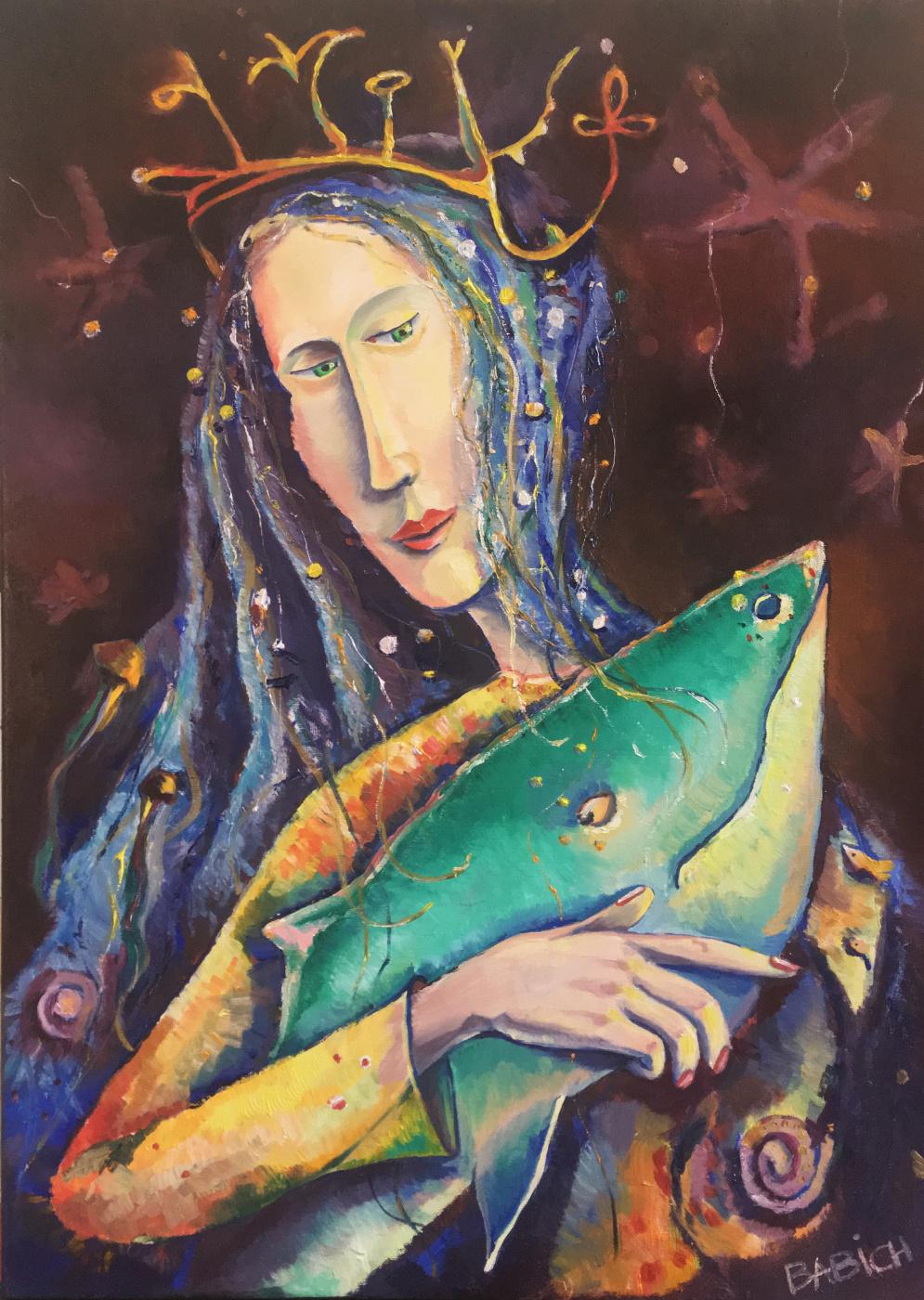 Oleg Babich. The Inner Sea