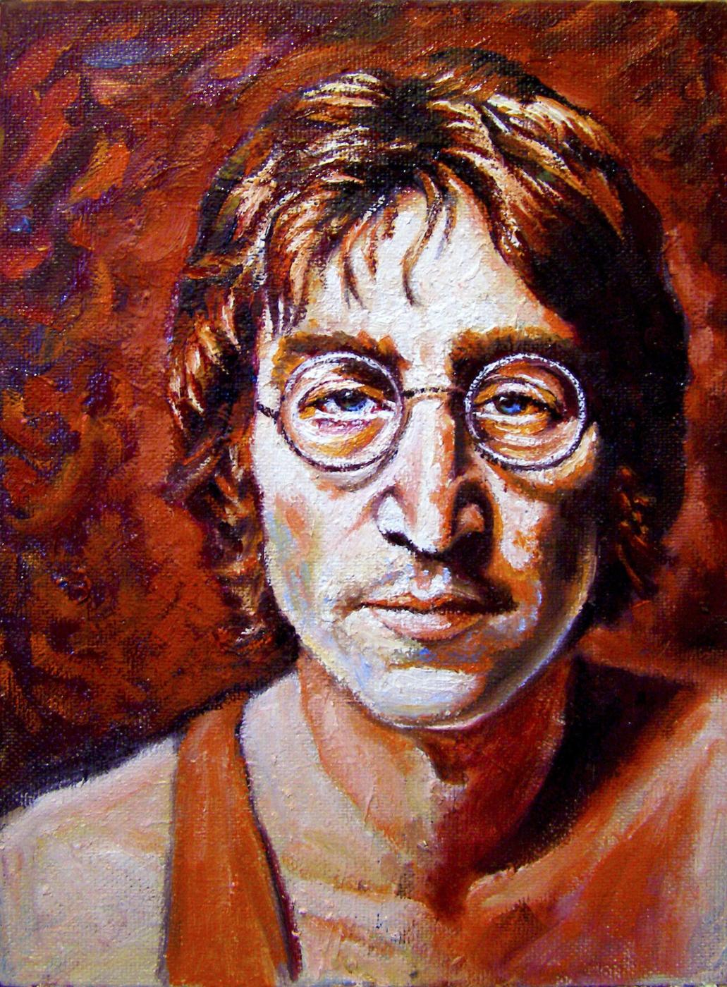 Gaisa Rsalievich Ziangirov. John Lennon