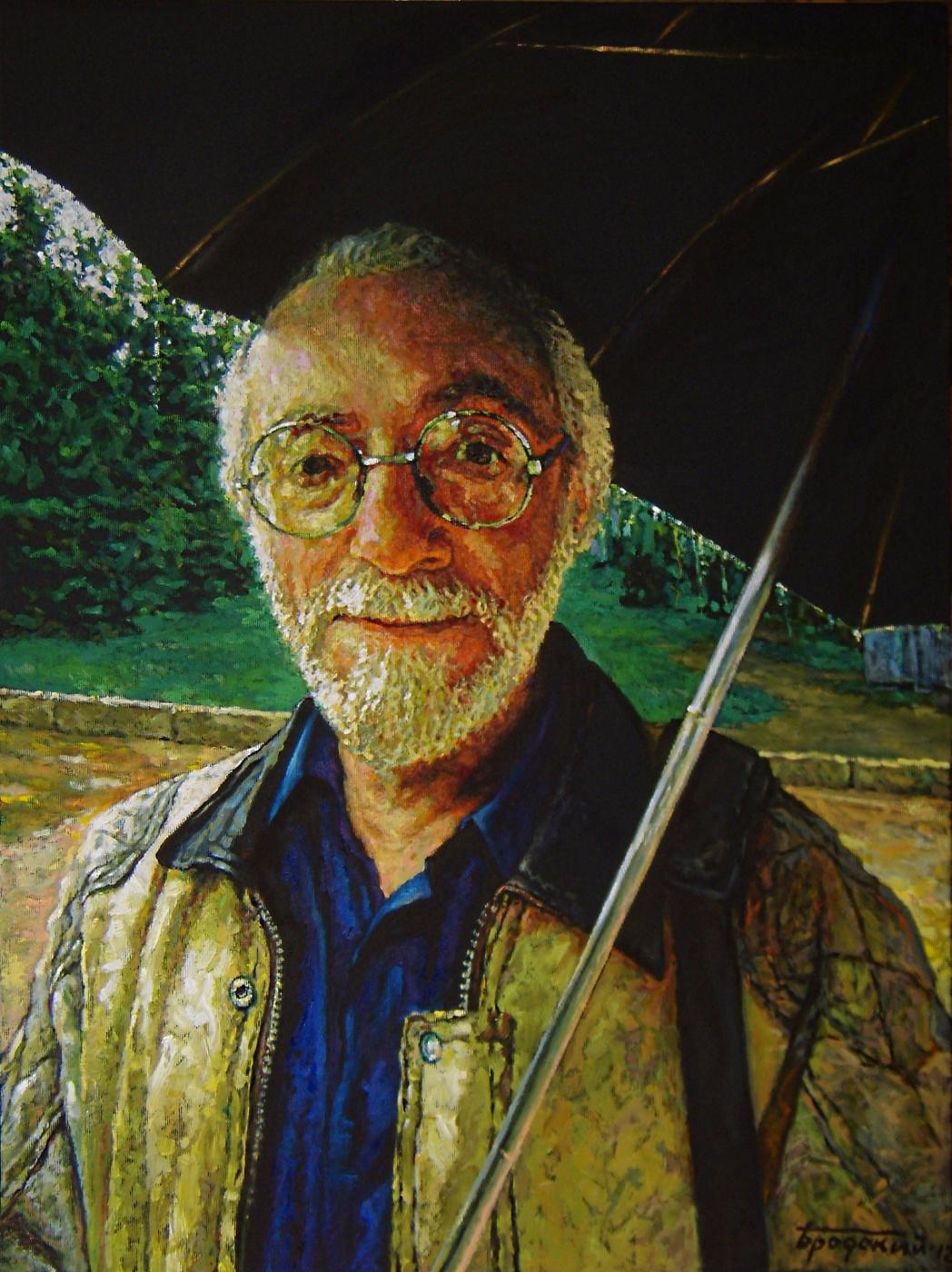 David Shikovich Brodsky. After the rain
