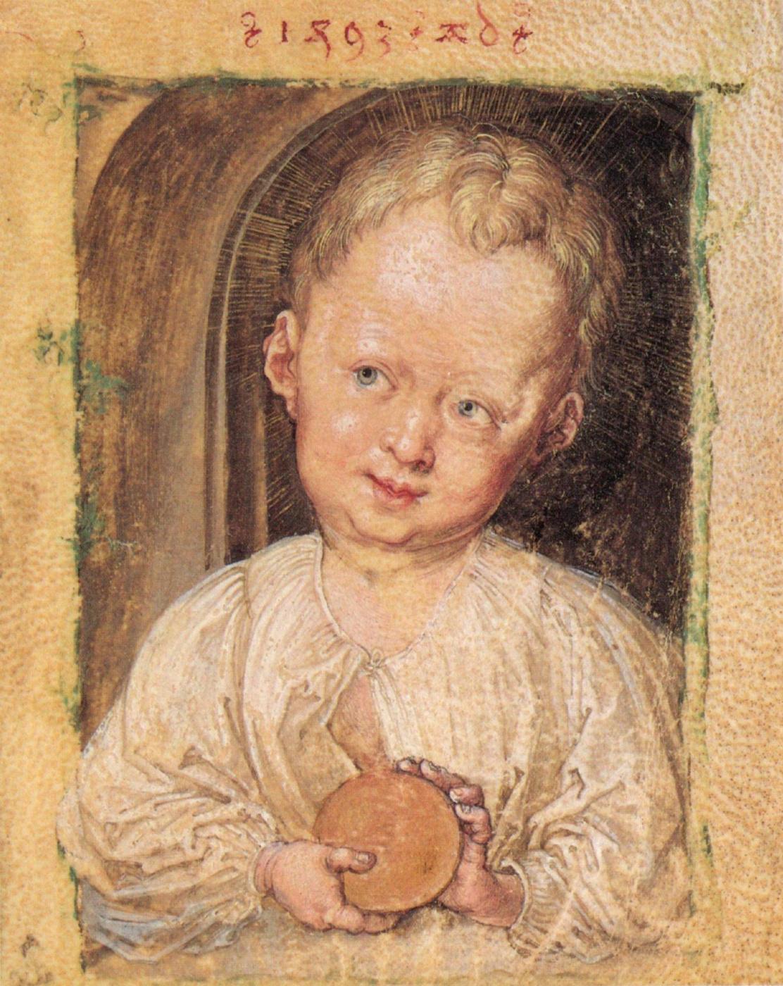 Albrecht Dürer. Jesus