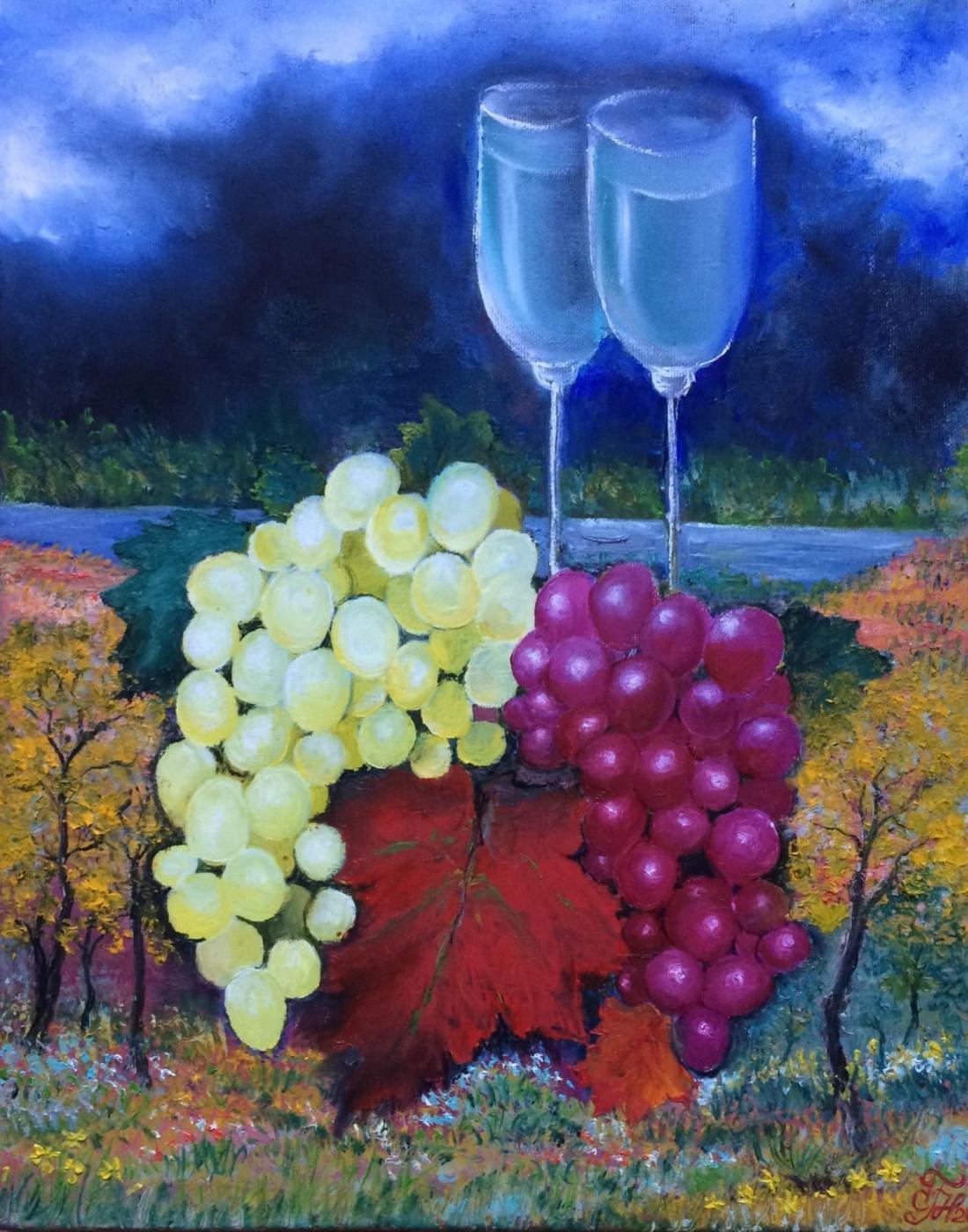 Galina Nikolaevna Silina. ,, TRUE IN WINE ,,