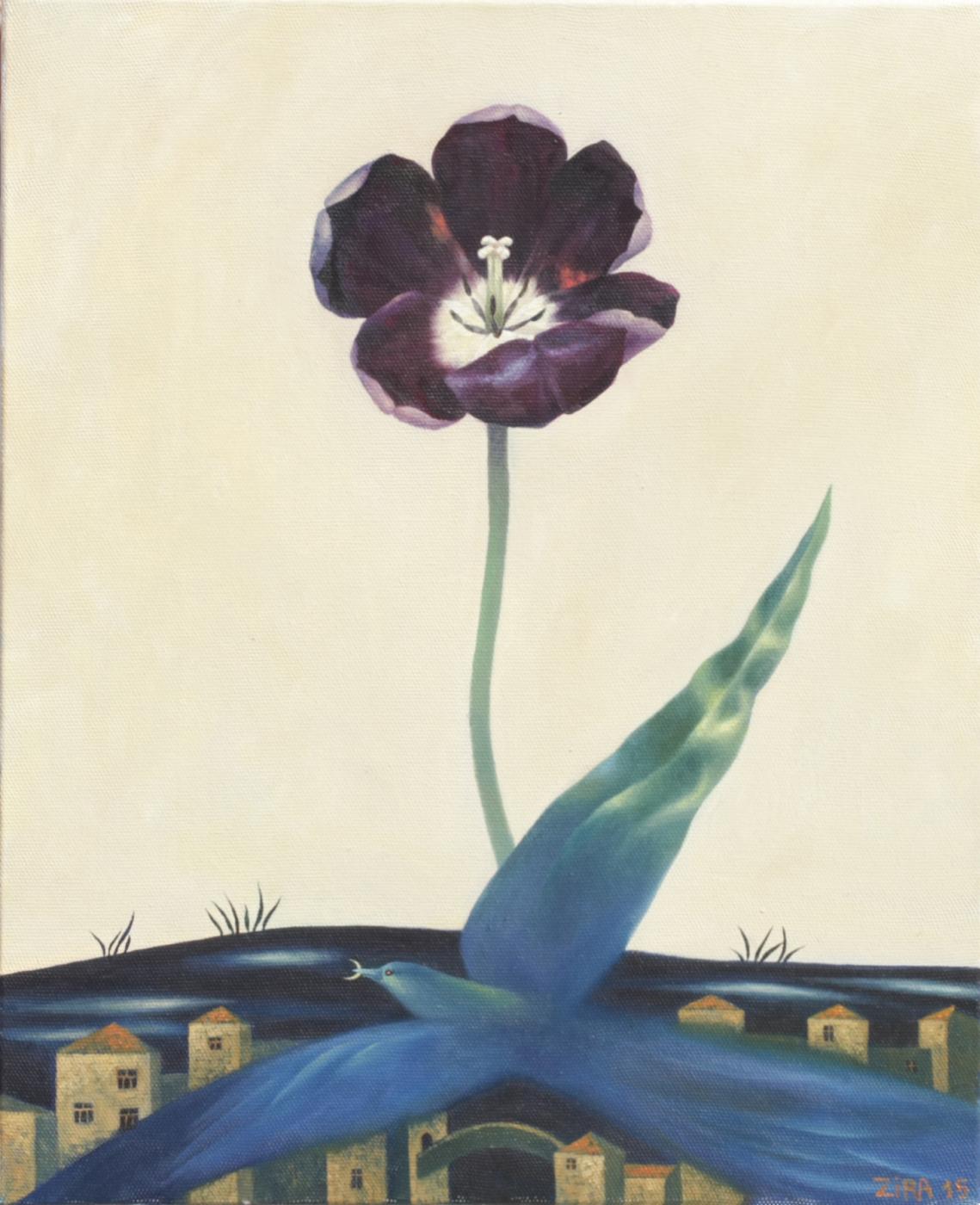Irina Evgenievna Zaytseva. Black tulip of white day