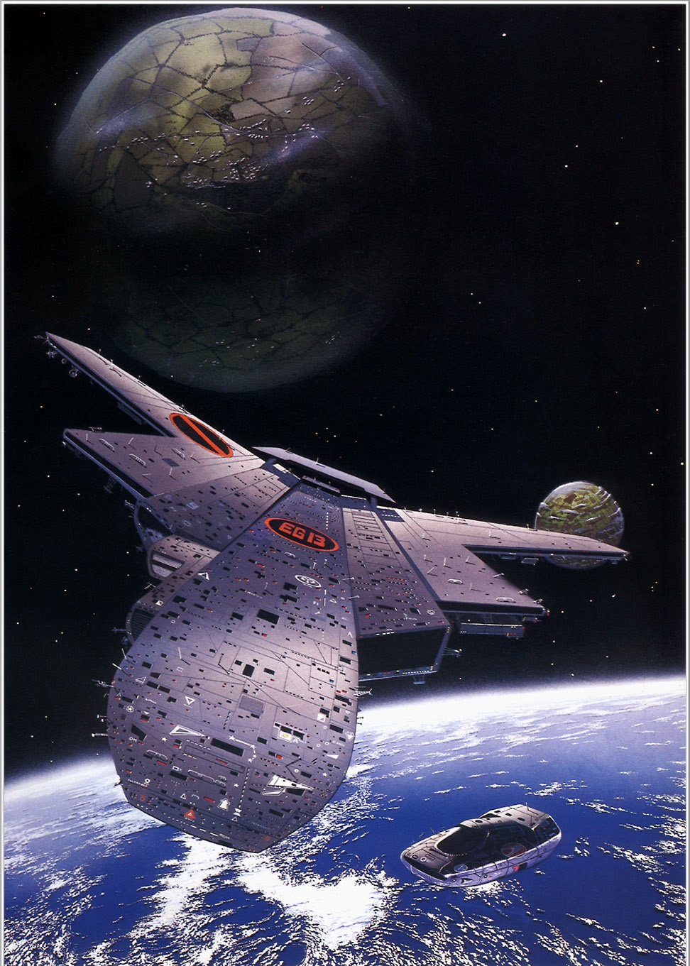 Tim White. Wandering worlds