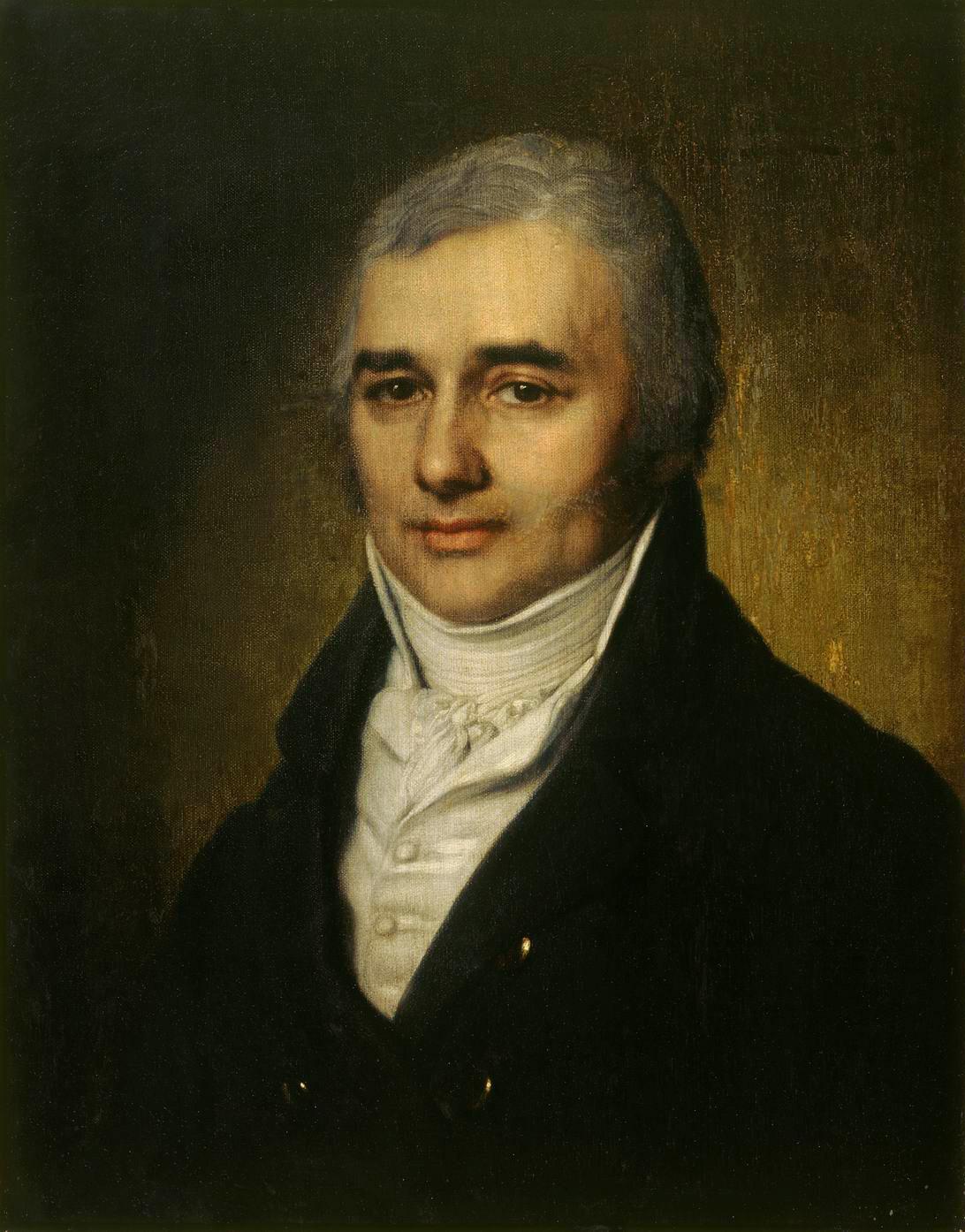 Vladimir Borovikovsky. Portrait of Count L.K. Razumovsky