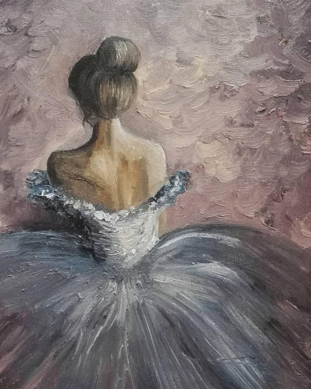 Алина Евгеньевна Шварёва (Галкина). Ballet