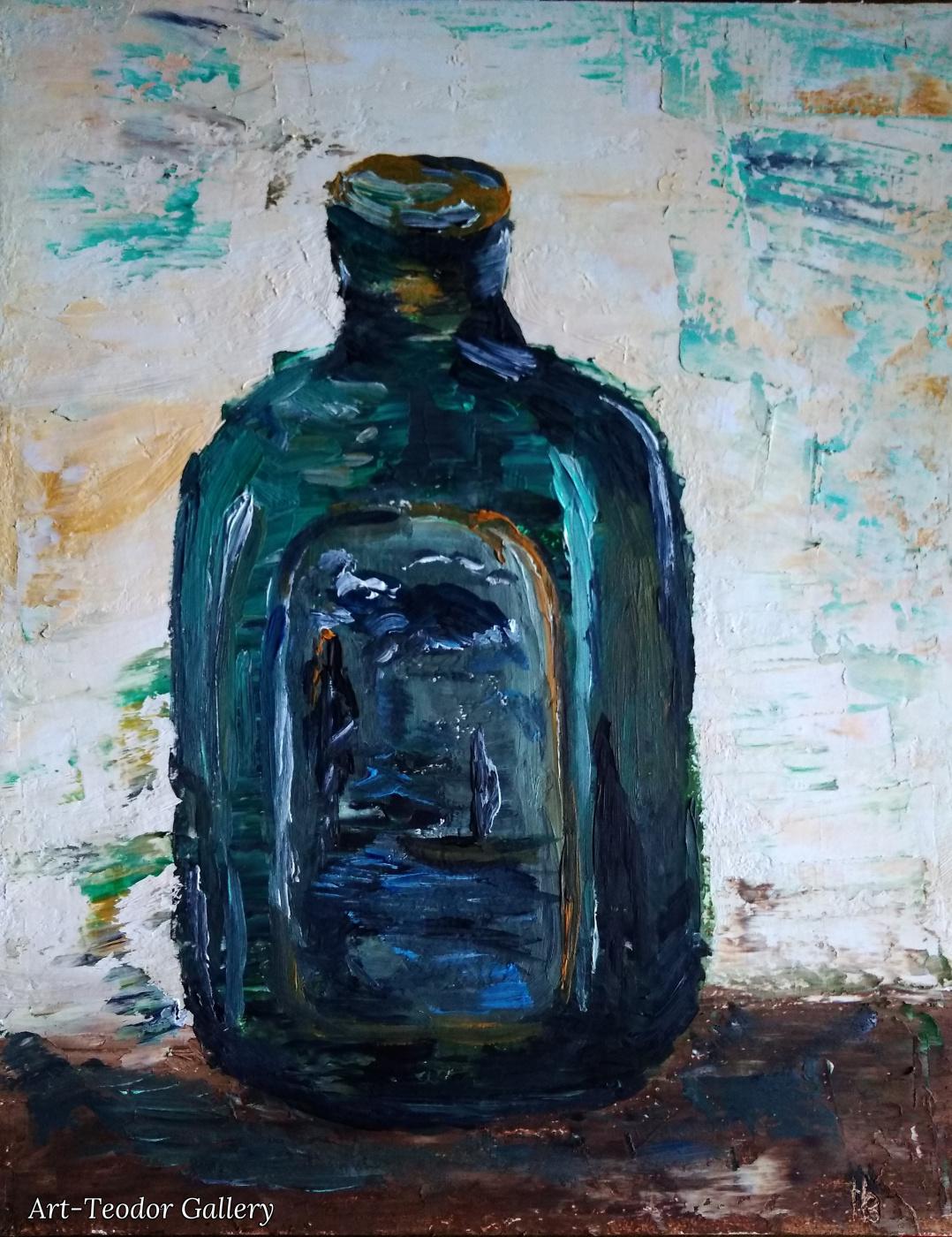 Art-Teodor Gallery. Бутылка