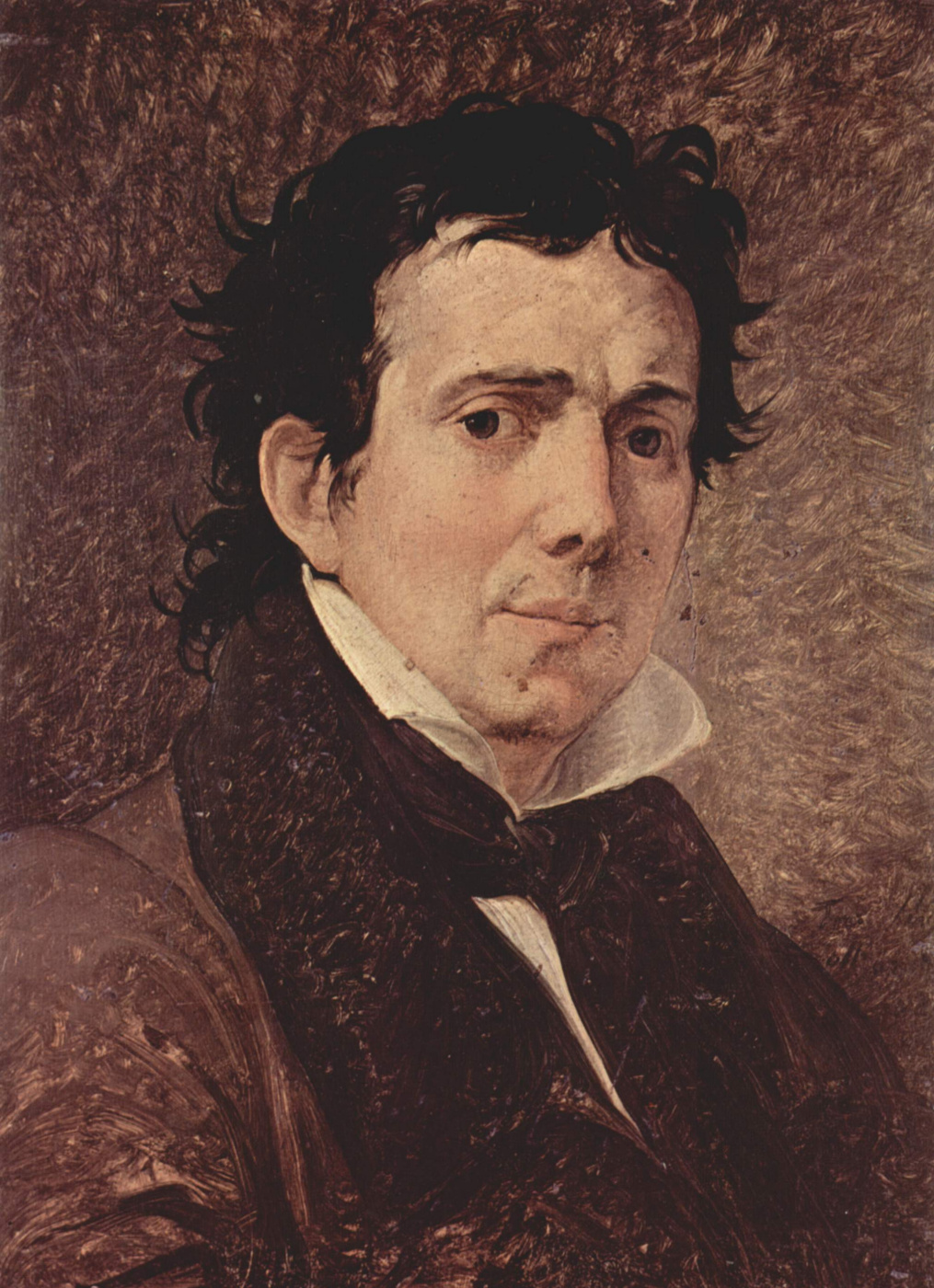 Portrait of Pompeo Marchesi