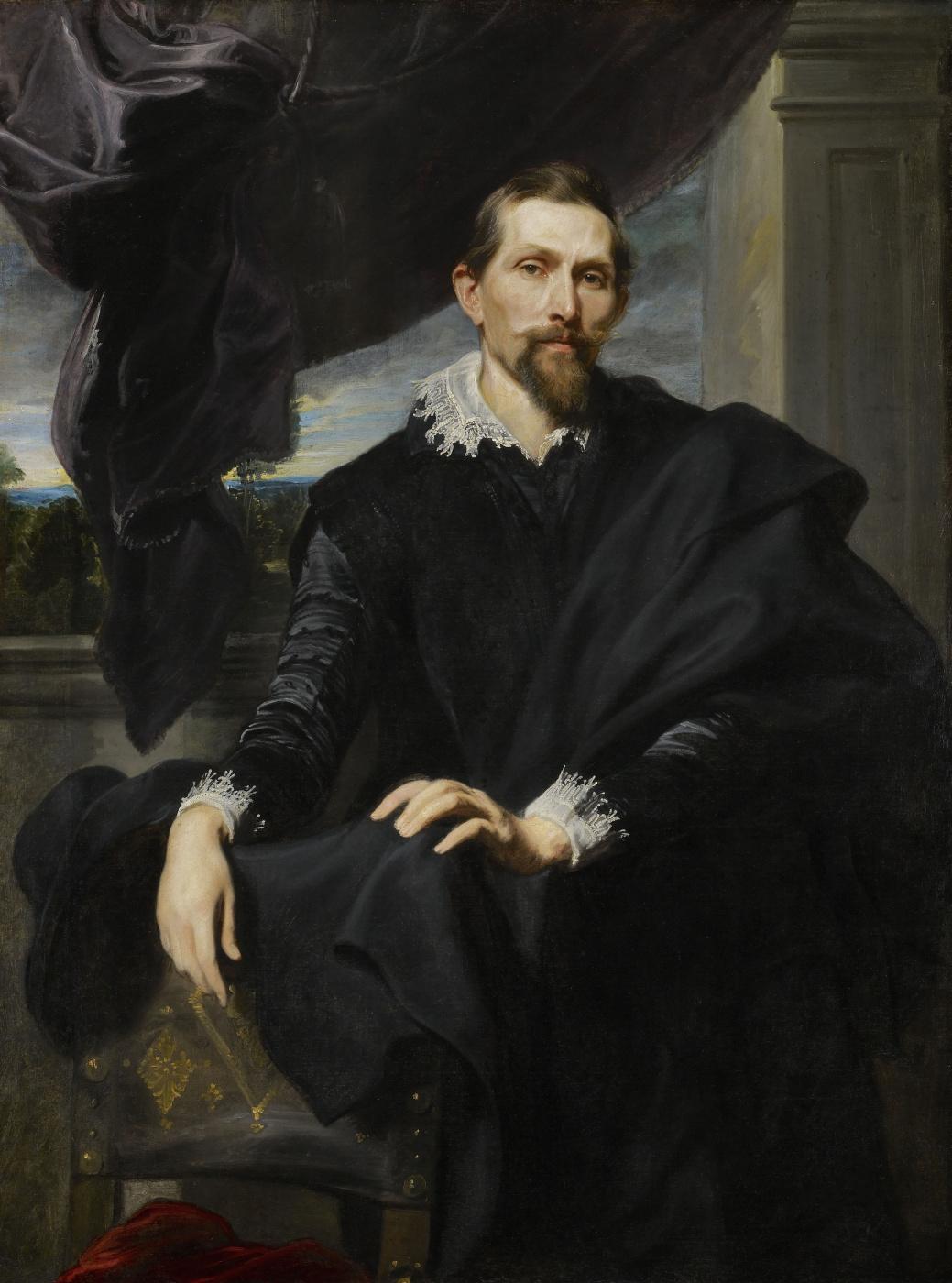 Anthony van Dyck. Frans Snyders