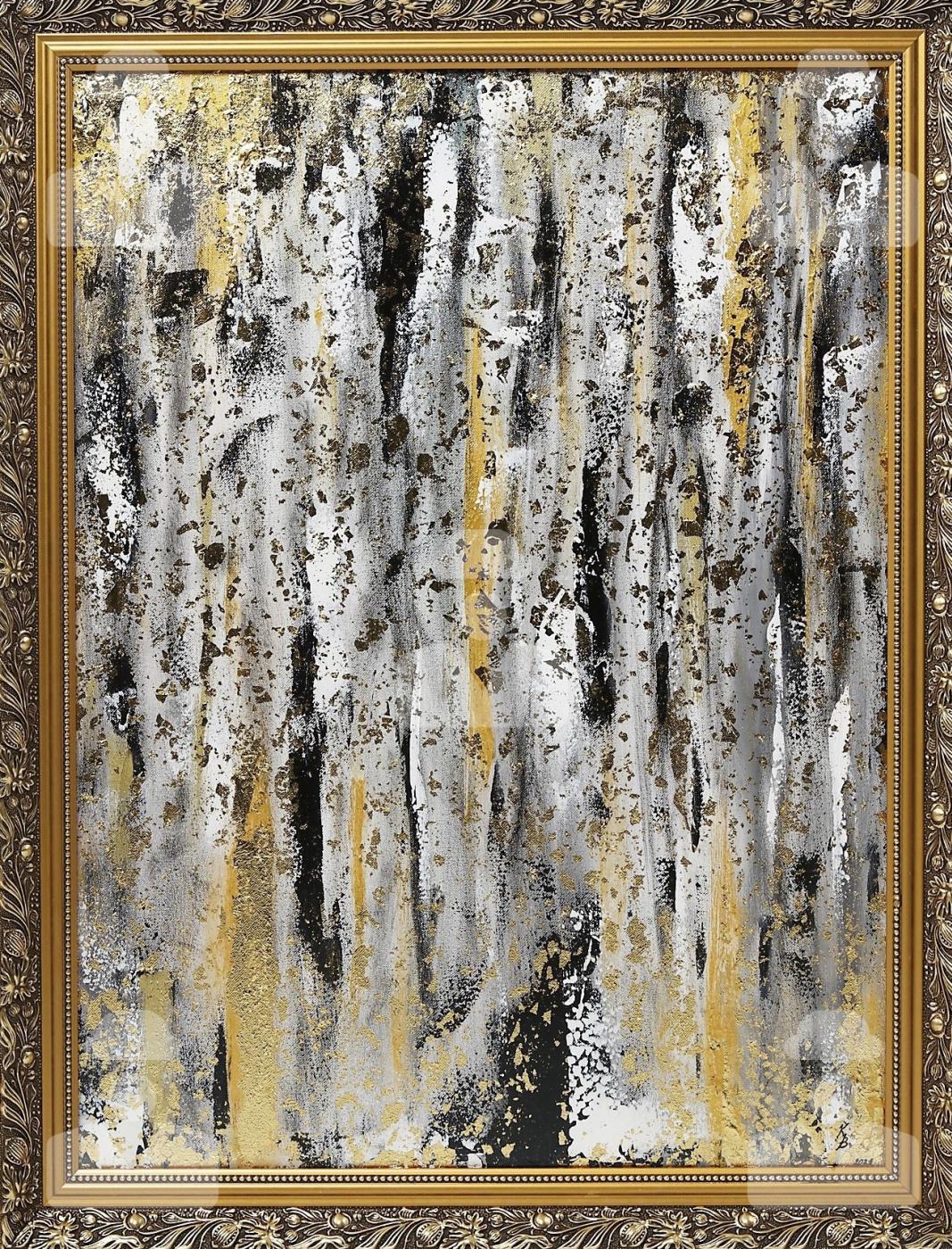 Kristina Belle. Golden Waterfall
