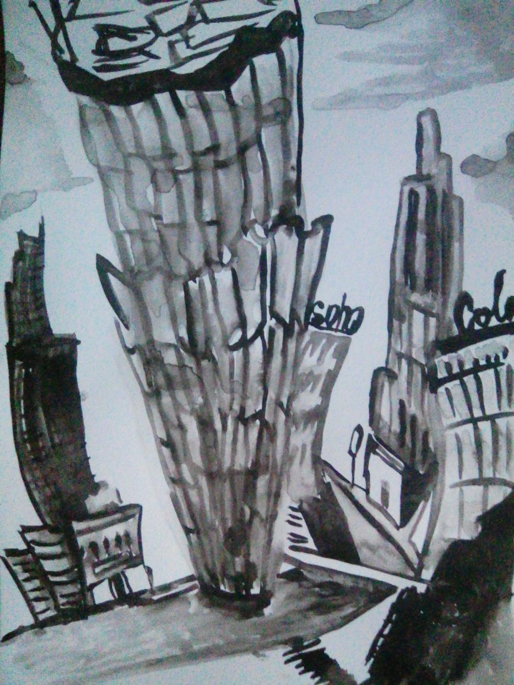 John Sukhanovsky. Manhattan