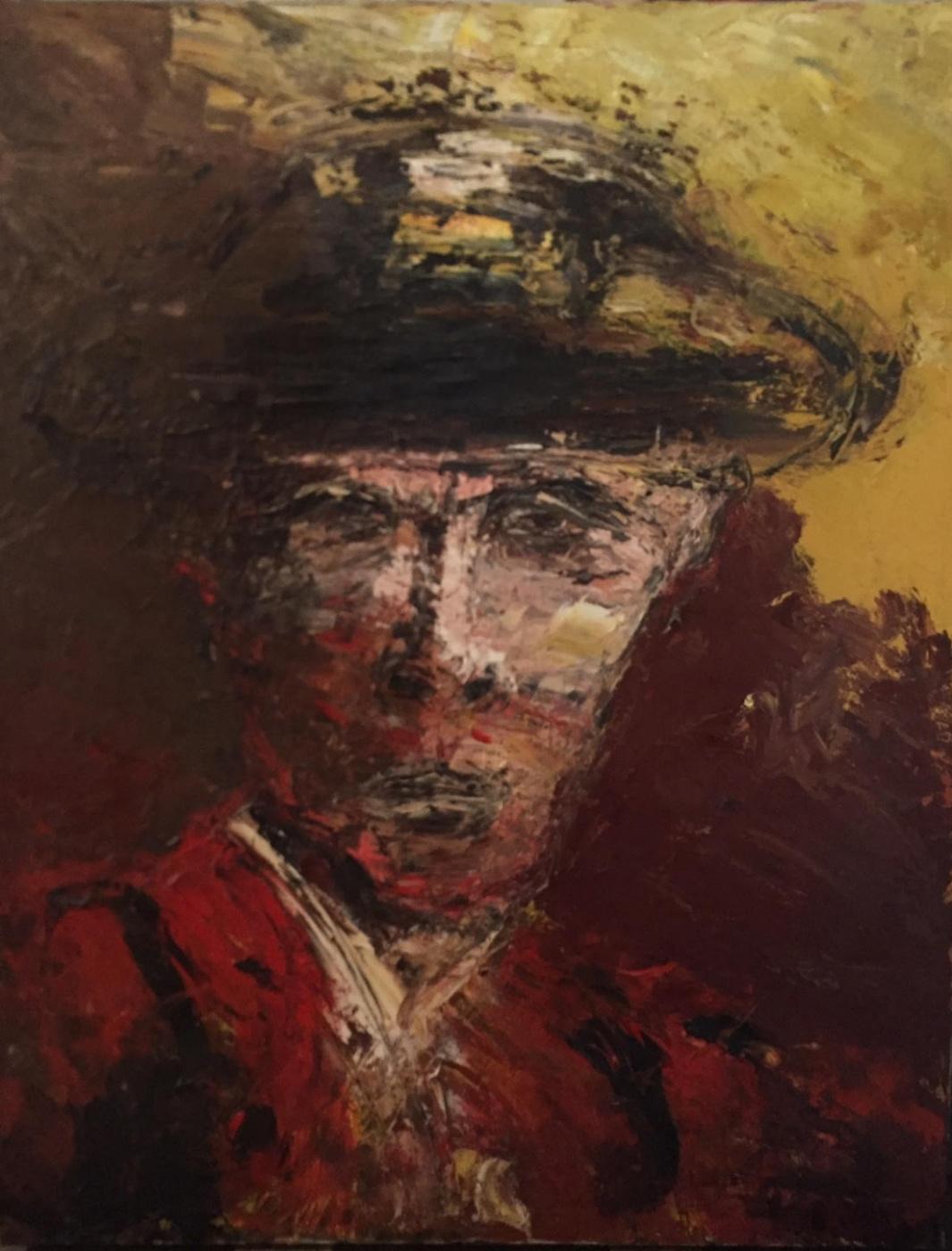 Jacques Gorde. Bullfighter
