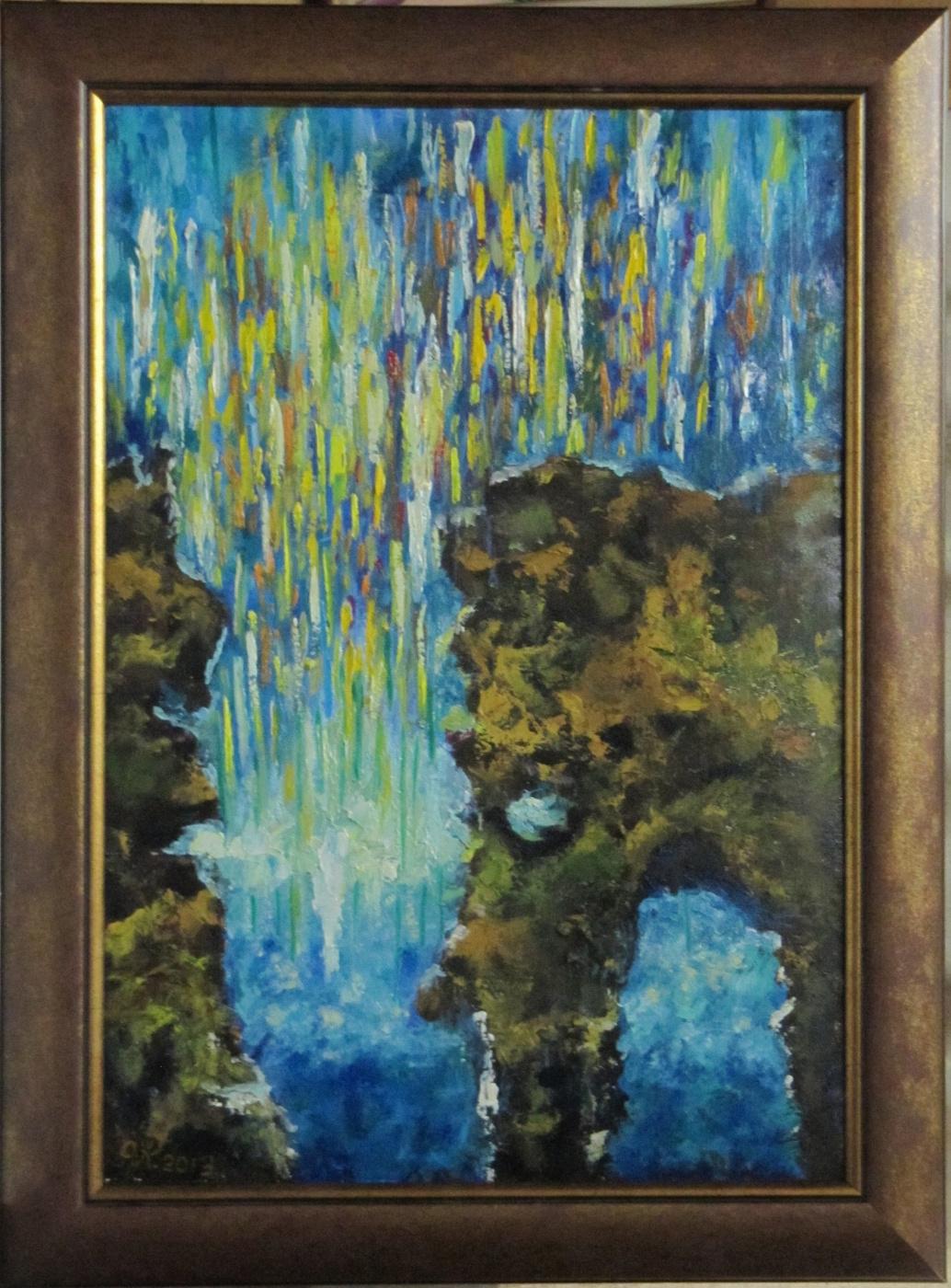 Olga Ivanovna Romeiko. 1409. Bright Gorge
