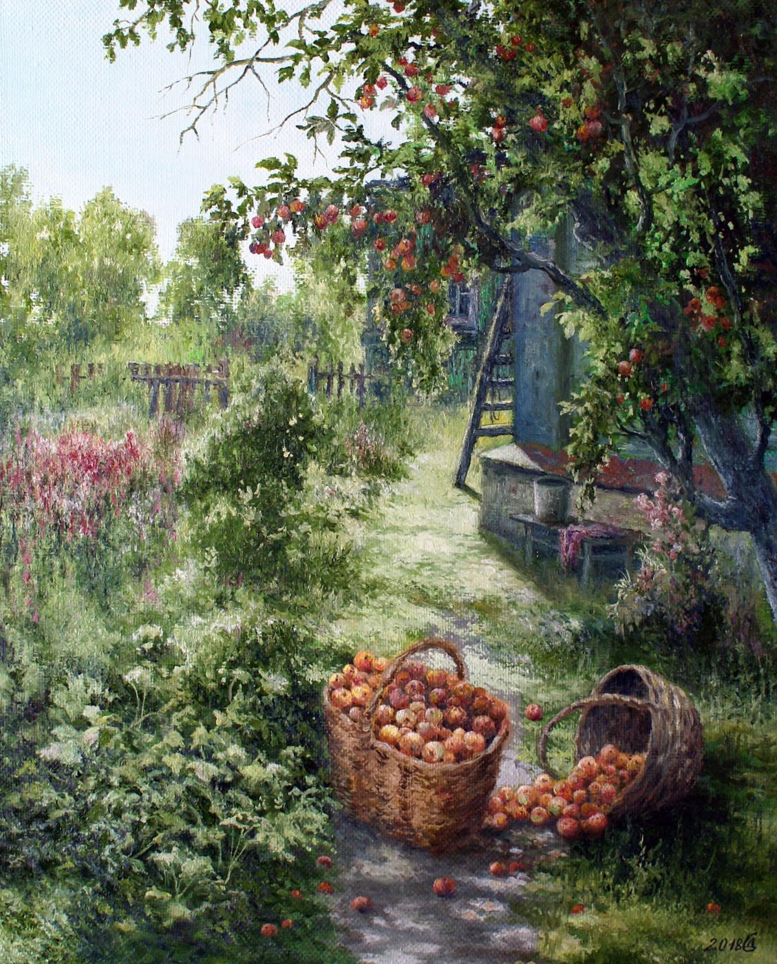 Сергей Владимирович Дорофеев. Apple Spas