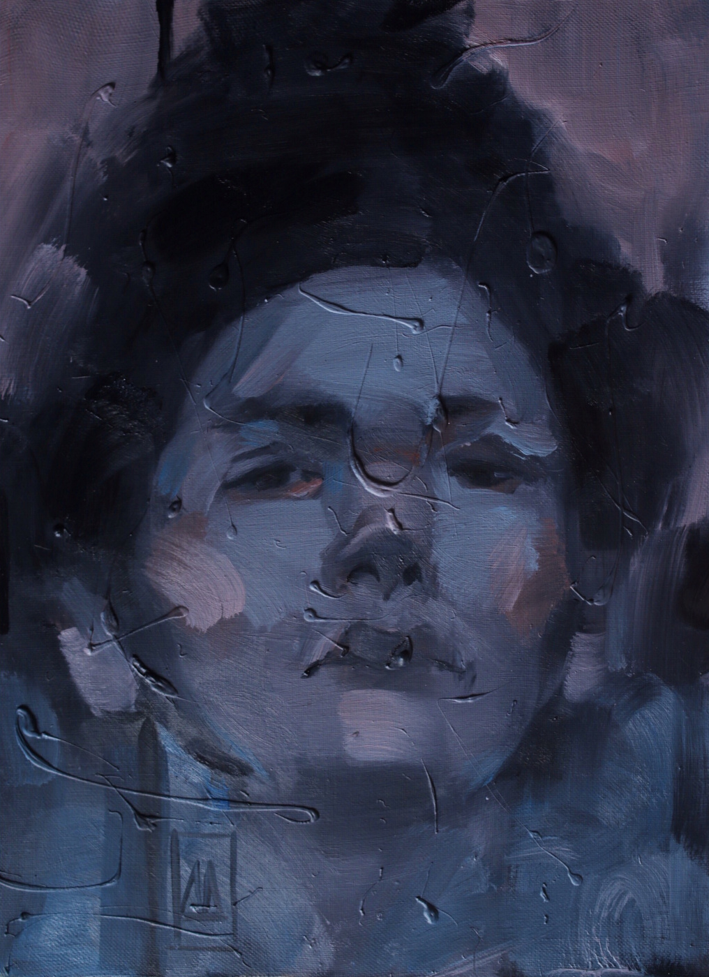 Anastasiia Danilenko. Untitled