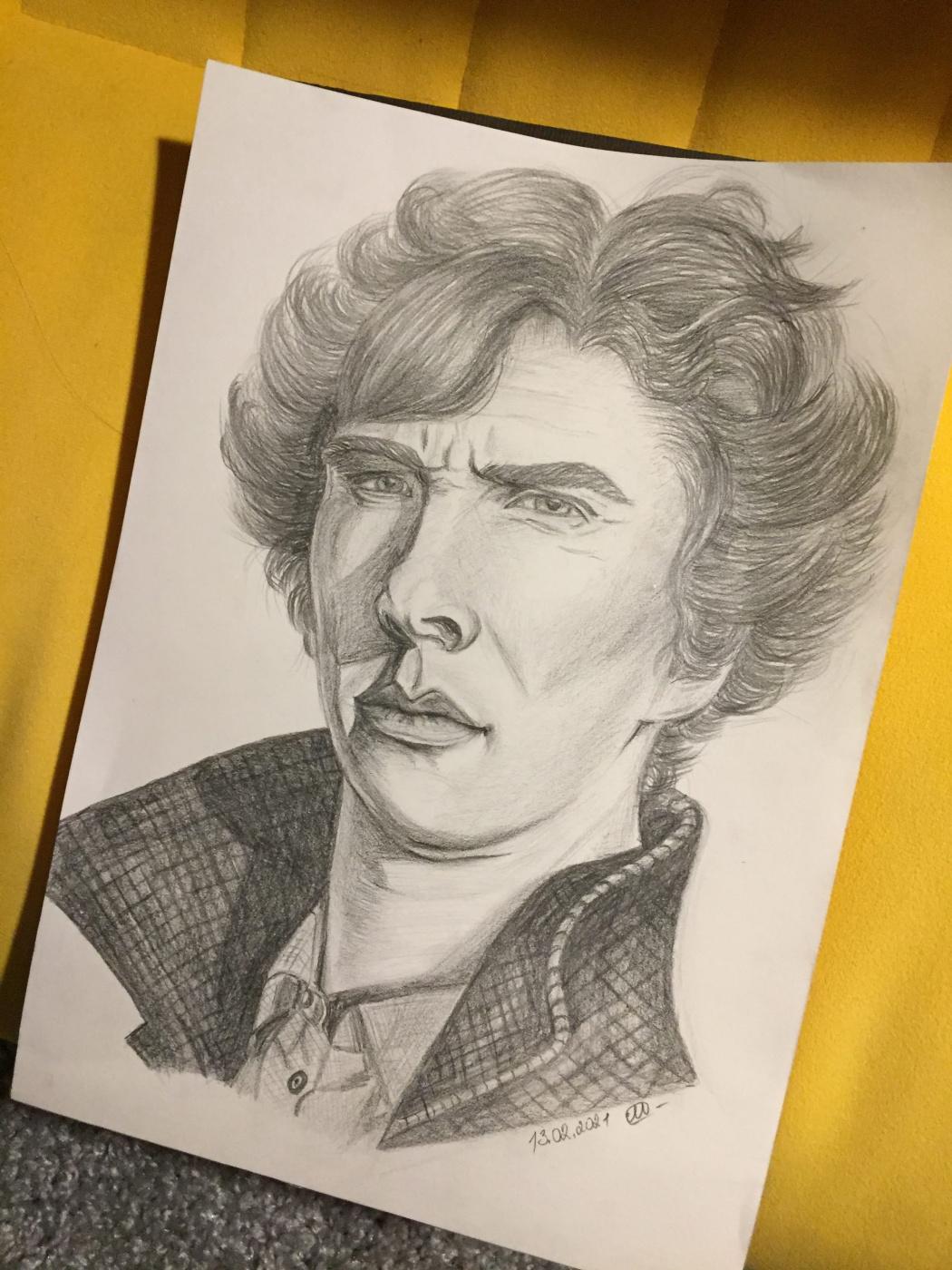 Victoria Maltseva. Sherlock