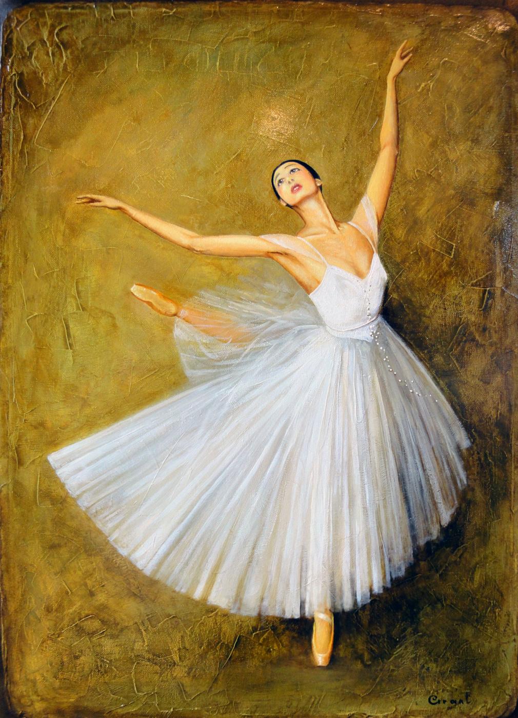 Grant Volodyaevich Sukiasyan. Ballerina