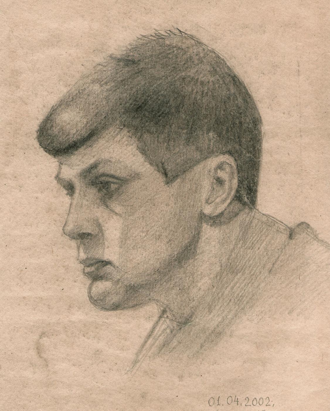 Alexey RusAC. Head Drawing