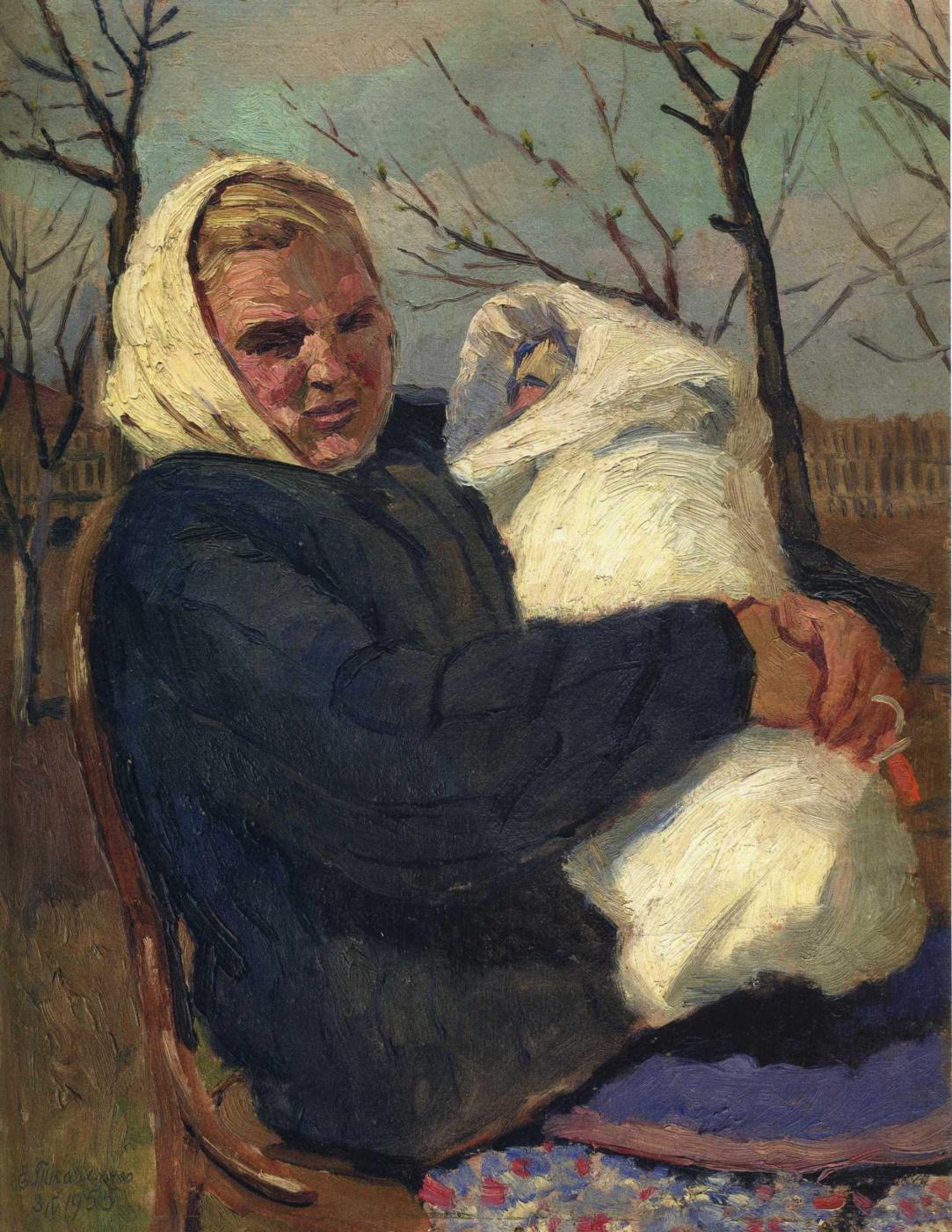Eugene Nikolaevich Tkachenko. First sun