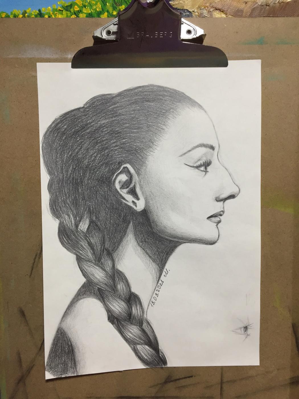 Victoria Maltseva. Girl profile