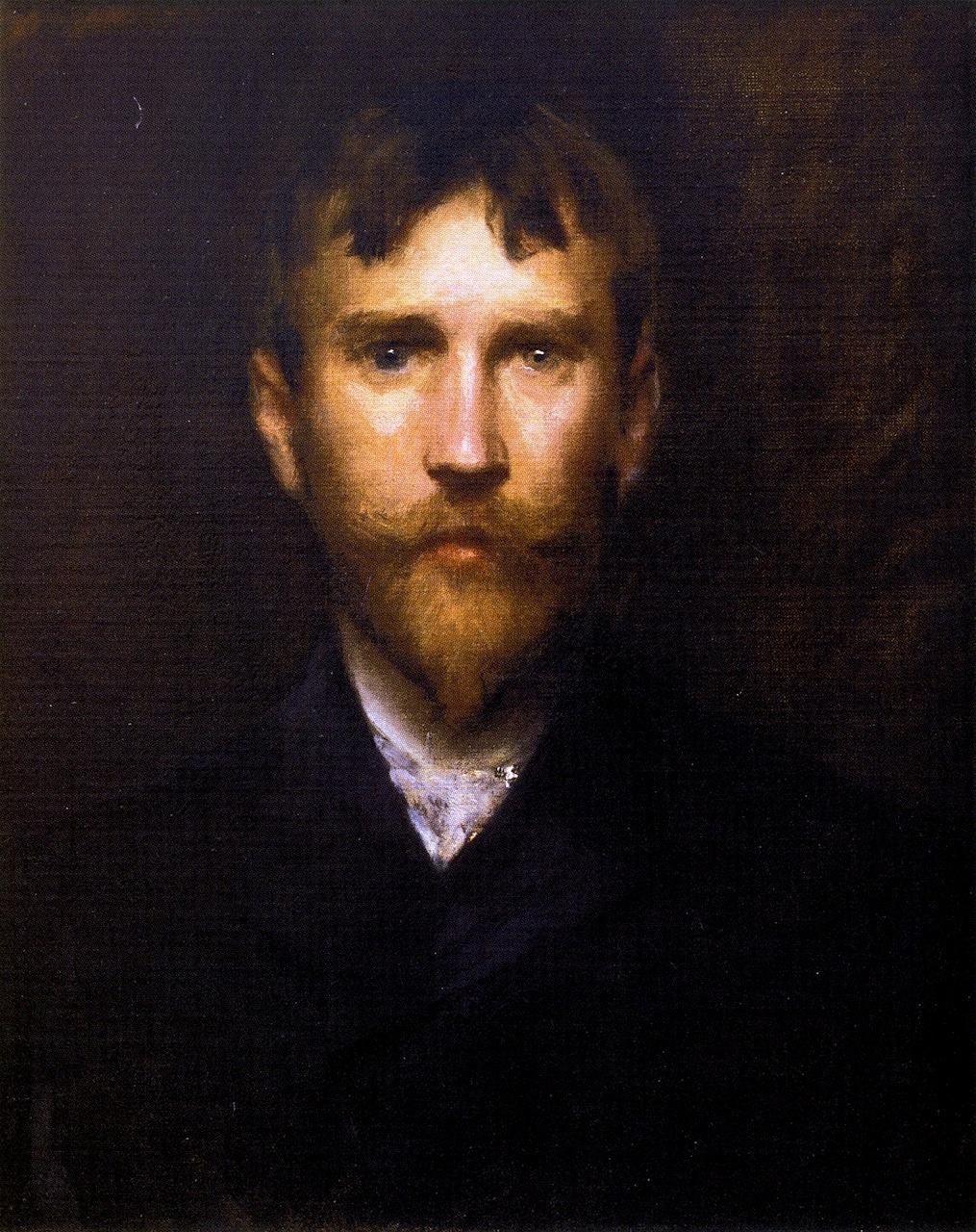 William Merritt Chase. Robert Blum