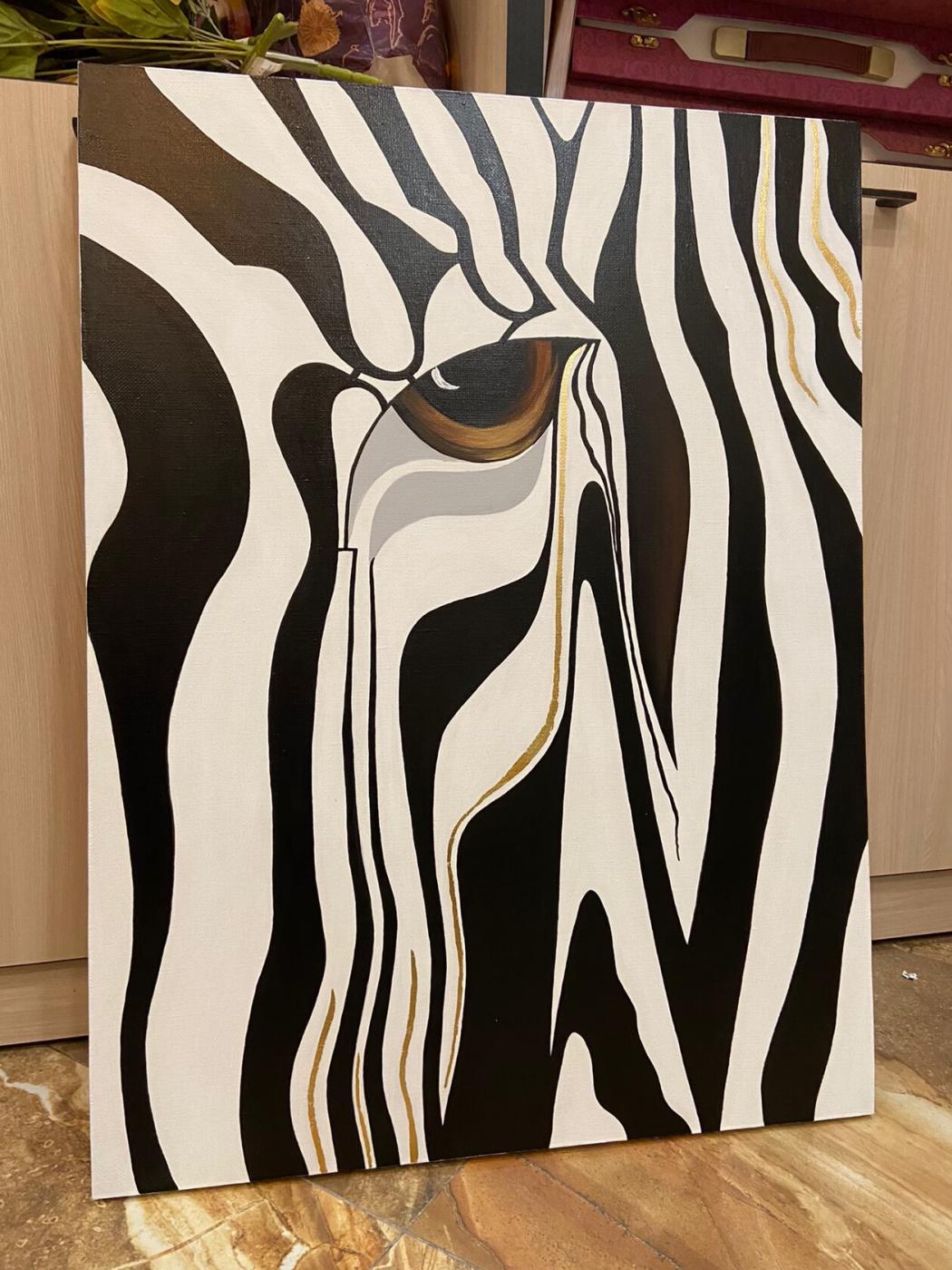 Tatiana Timchenko. Zebra