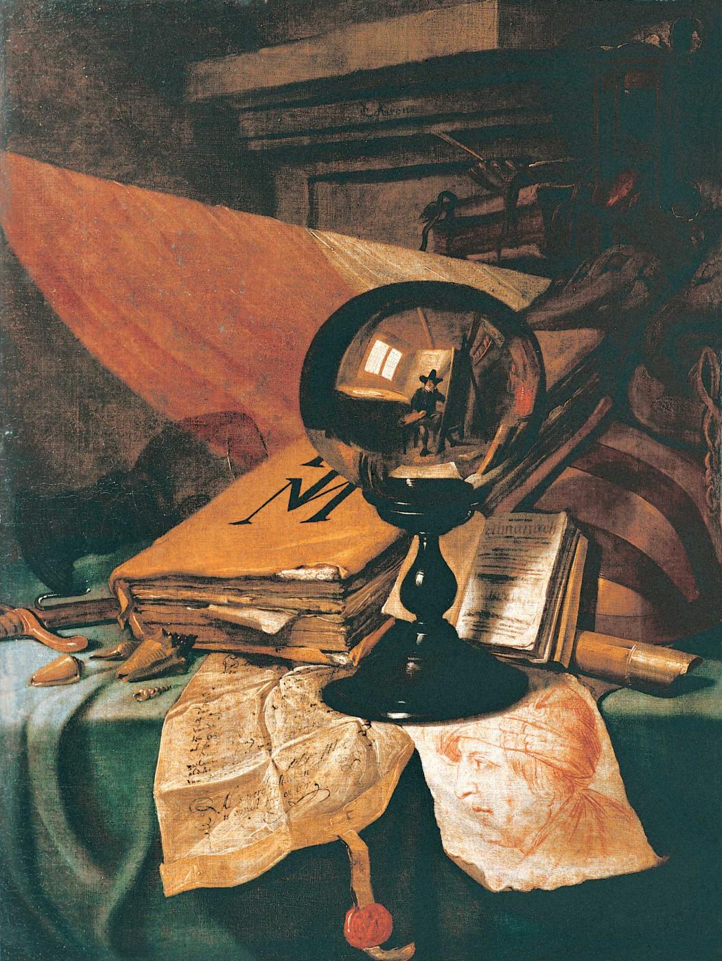 Vincent Laurence van der Wine. Vanity of vanities