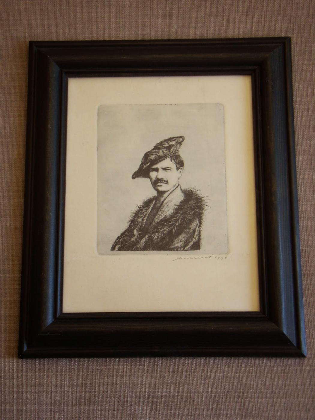Unknown artist. Portrait of a man.
