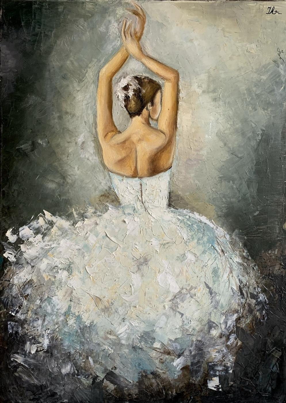 Andriana Ivas. Балерина