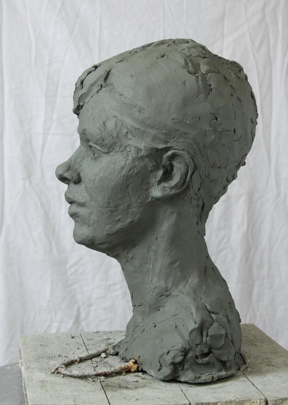 Svetlana Holodnyak. Female portrait