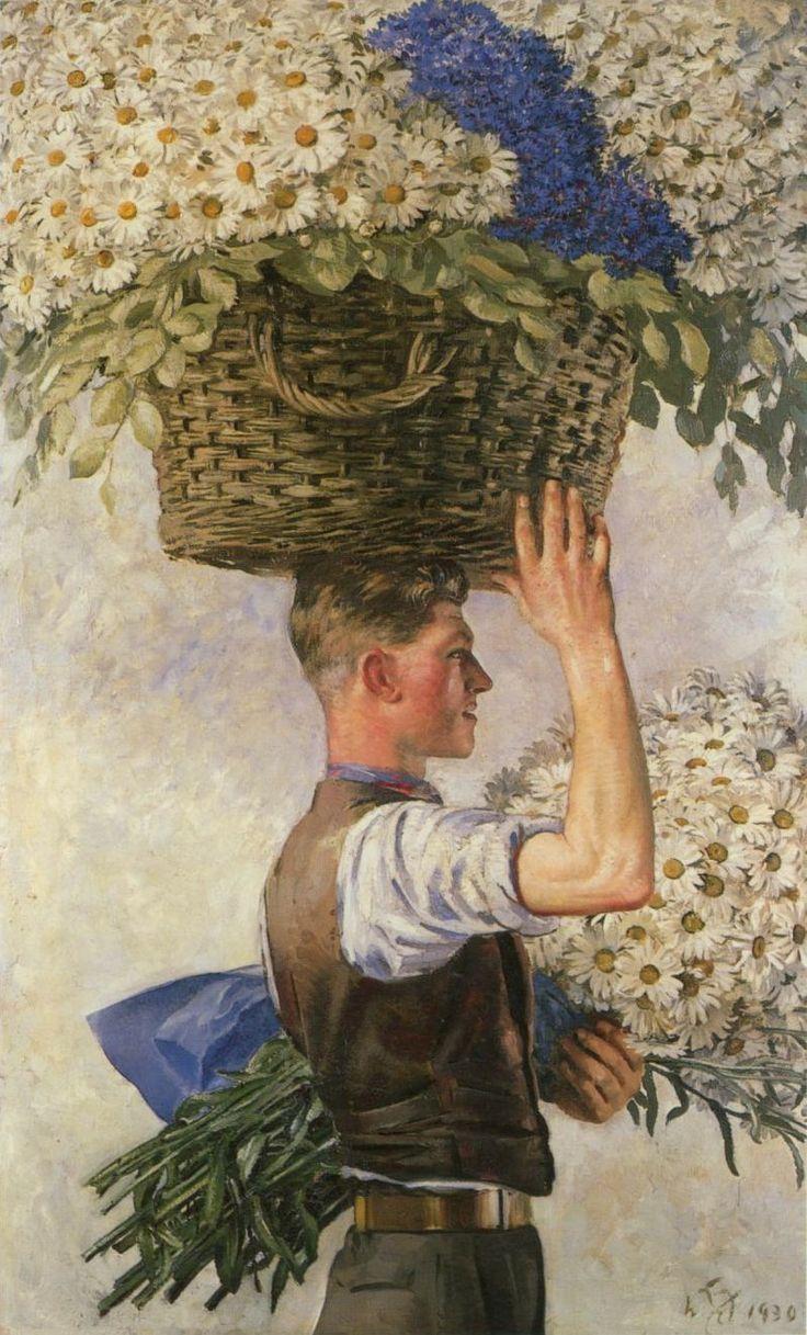 William Bruce Ellis Ranken. Covent Garden