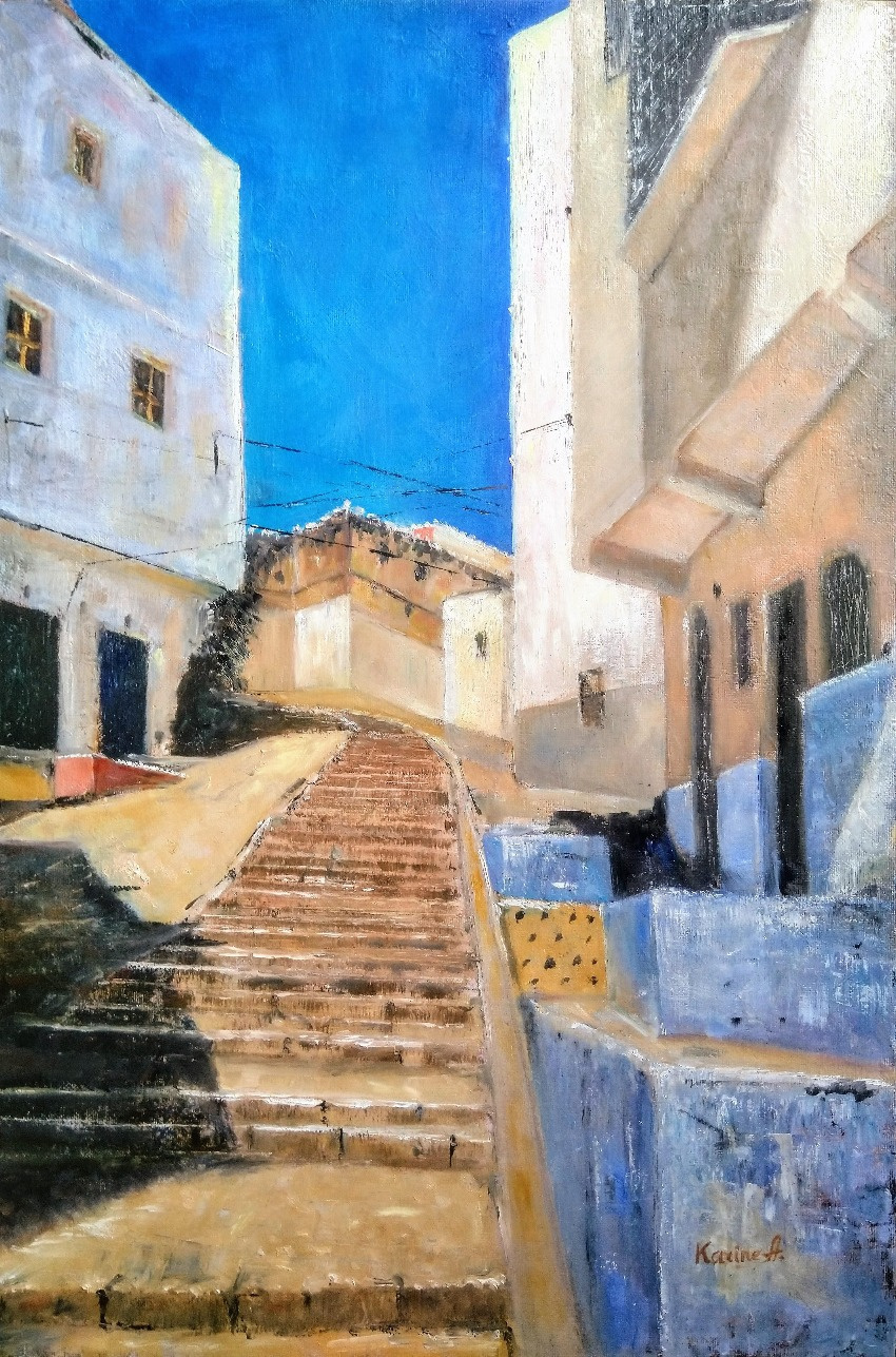 Karine Andriasyan. Moroccan Blues