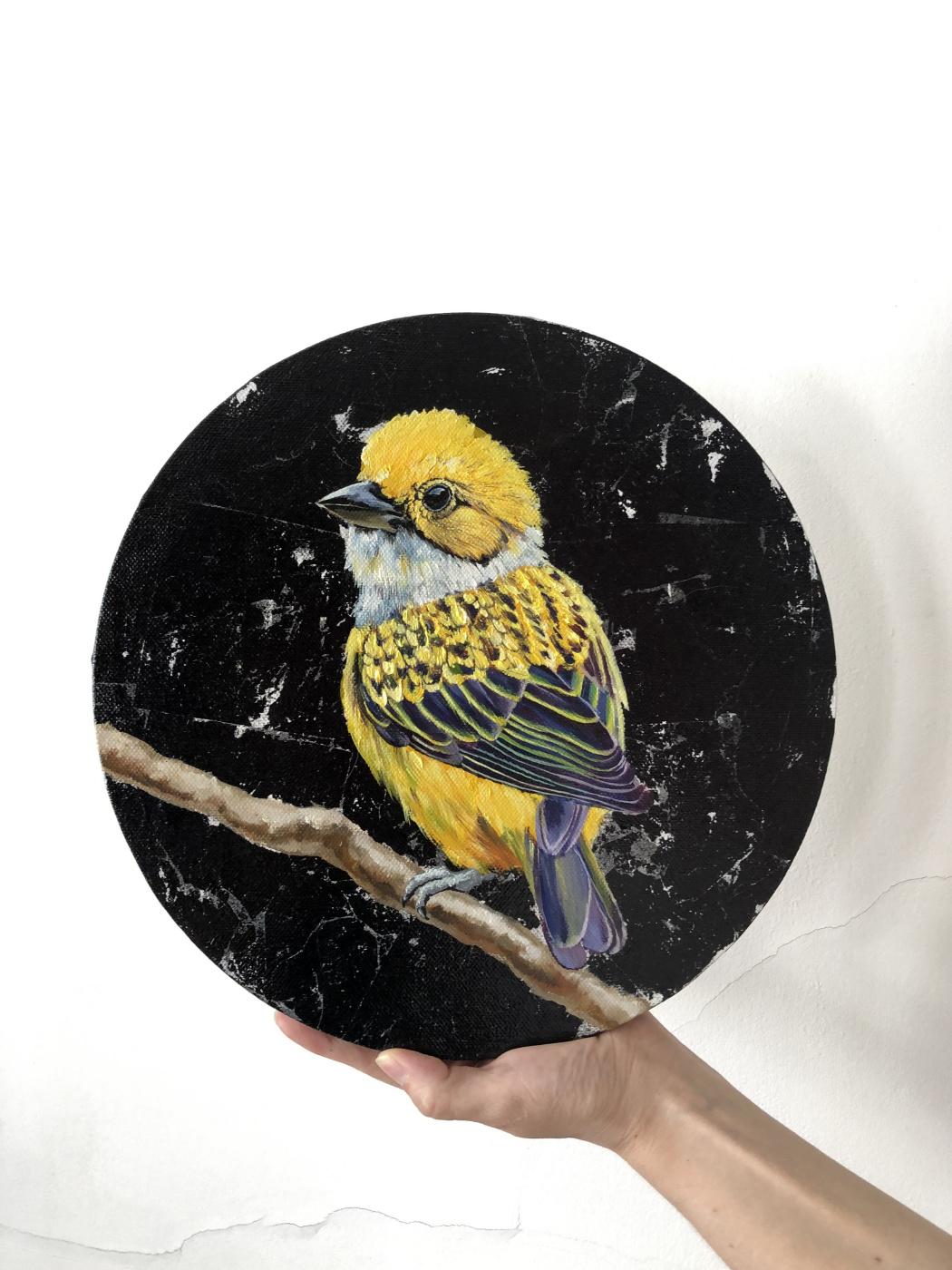 Желтая пташка