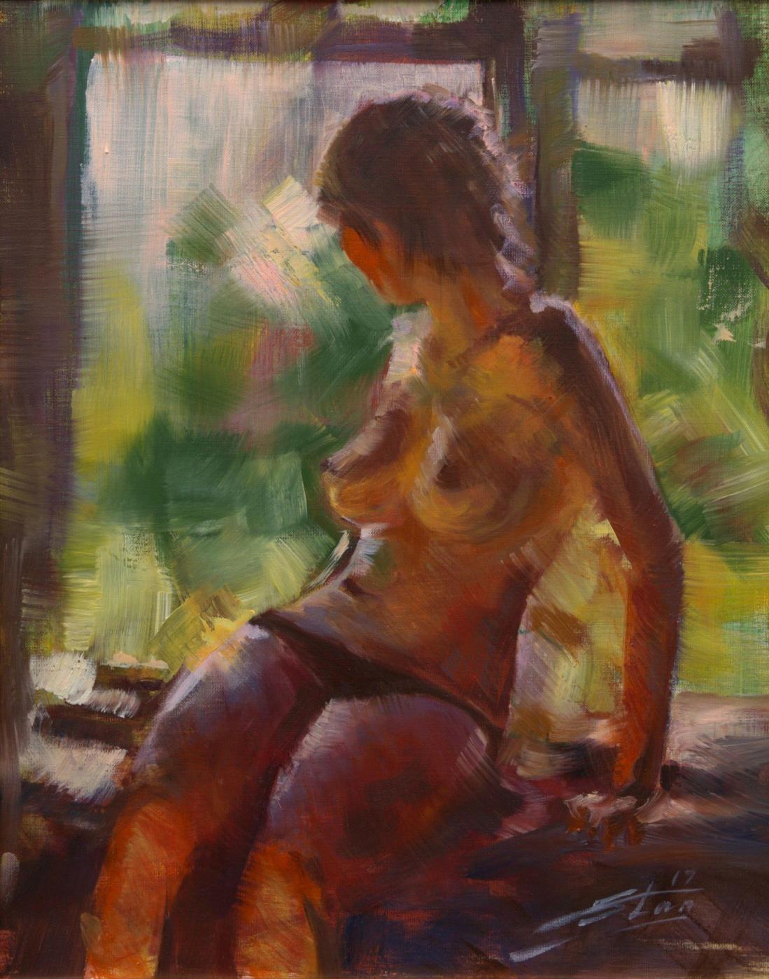 Valery Olegovich Starkov. Hot Summer