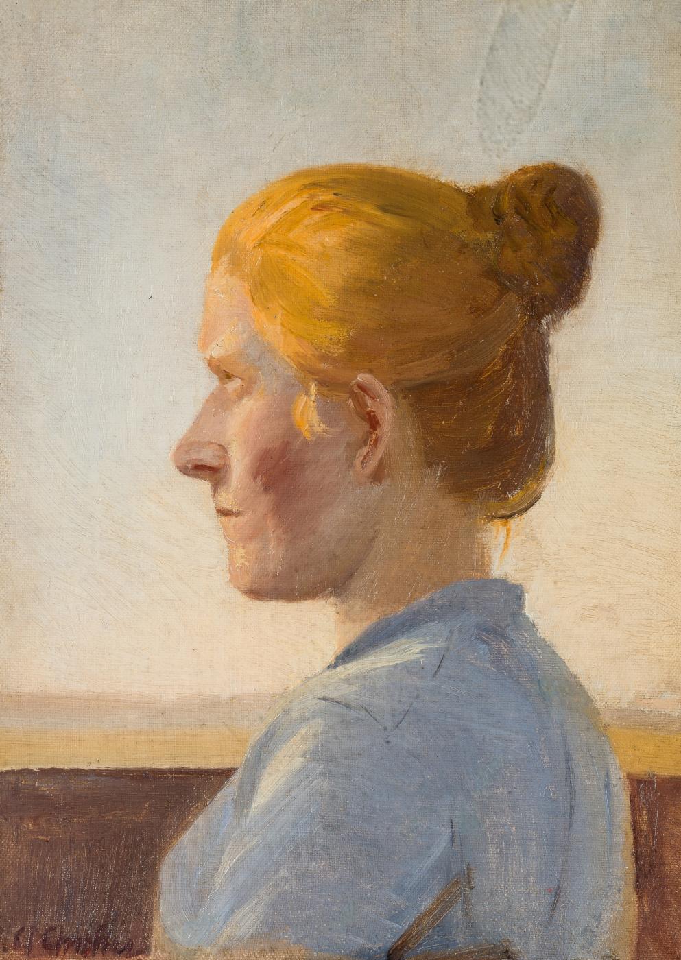 Anna Anchor. Skagen Girl