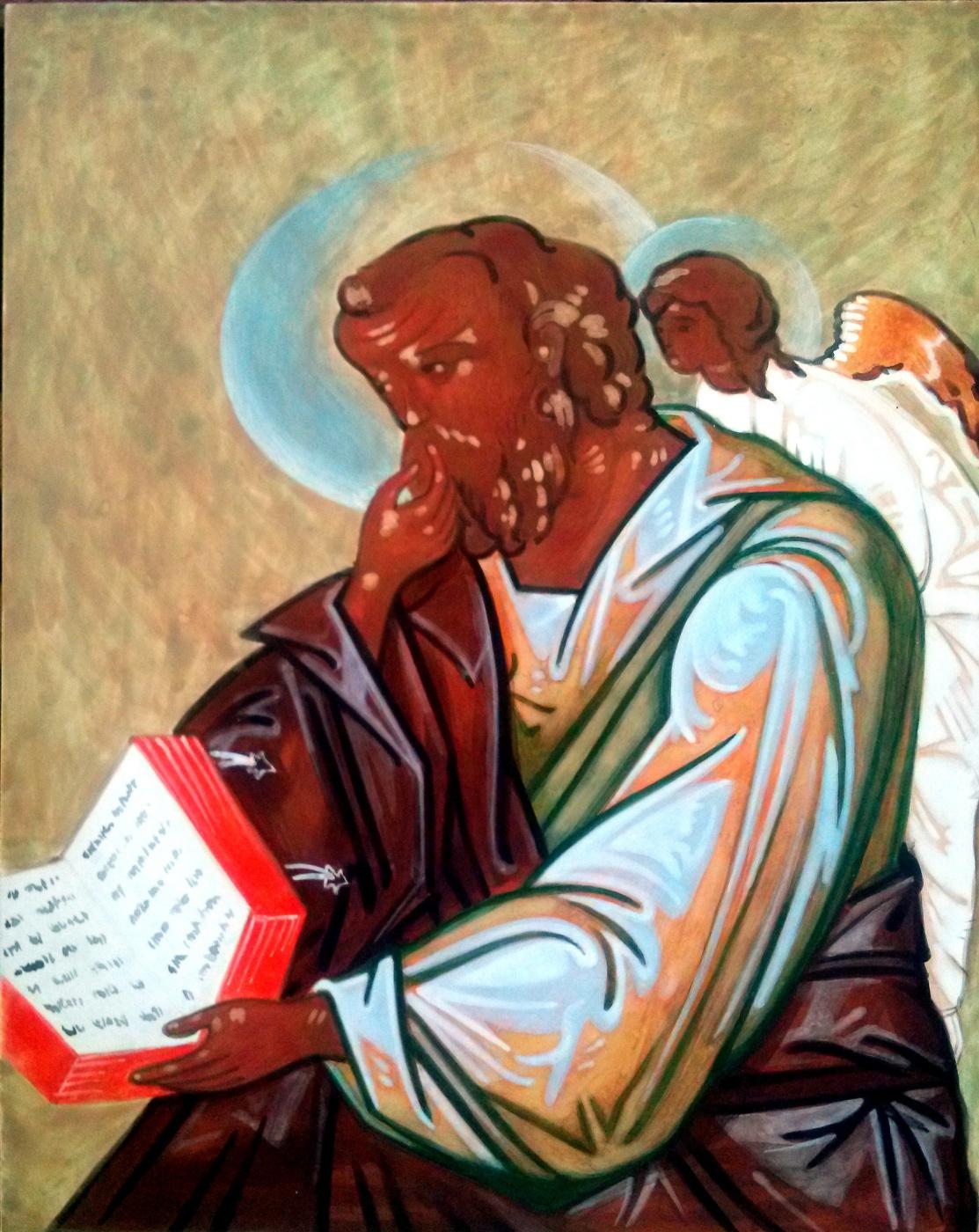 Egor Mountain. John the Theologian in silence