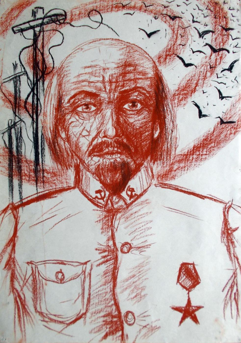Vladimir Vasilyevich Abaimov. 1920