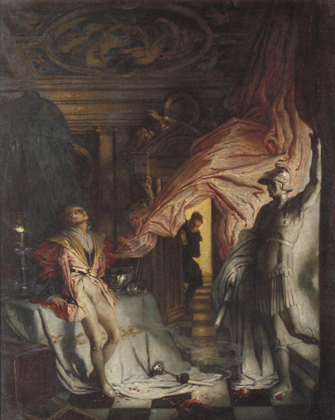 Charles Ricketts. Don Juan